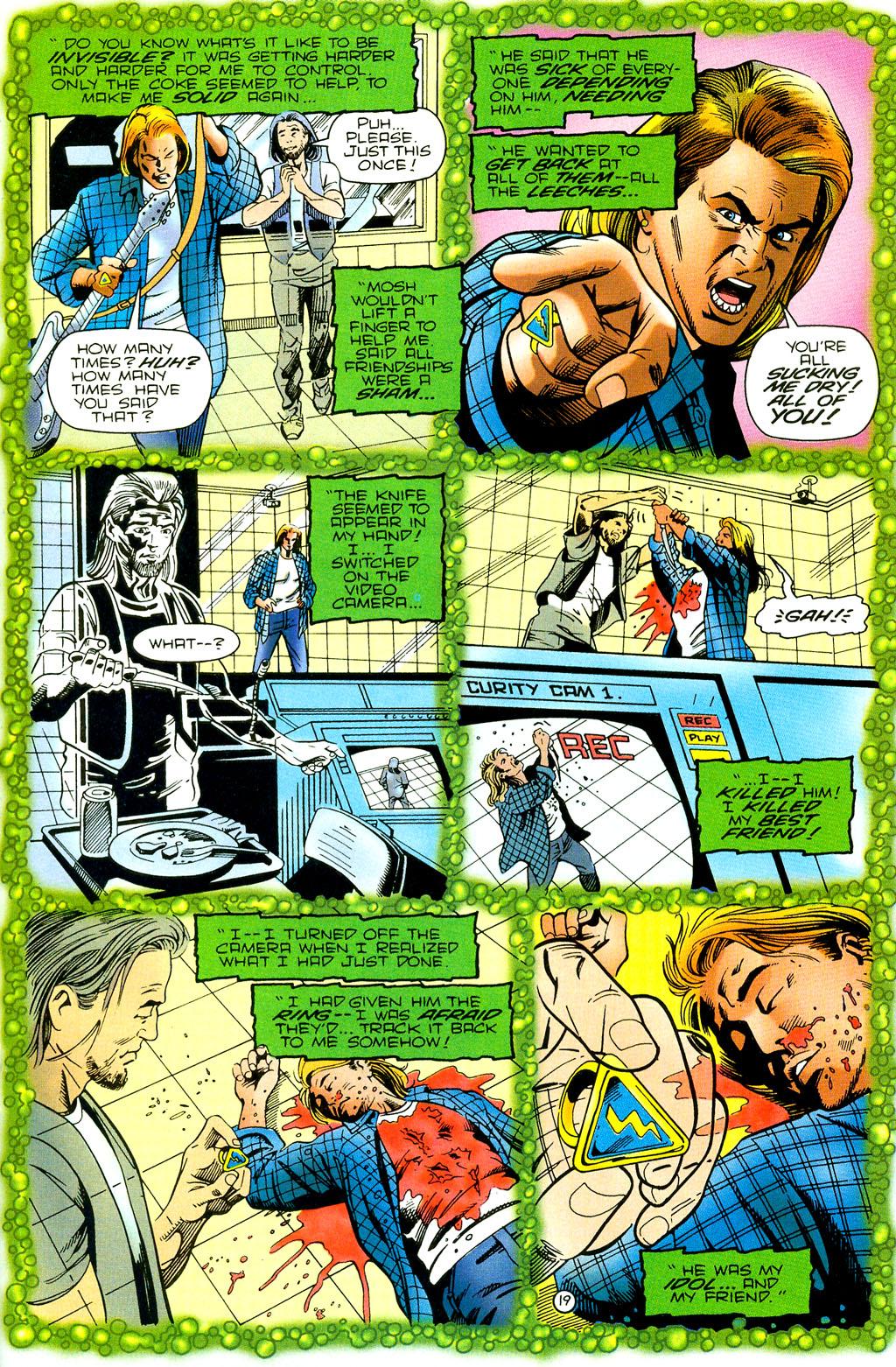 Read online UltraForce (1994) comic -  Issue #7 - 20
