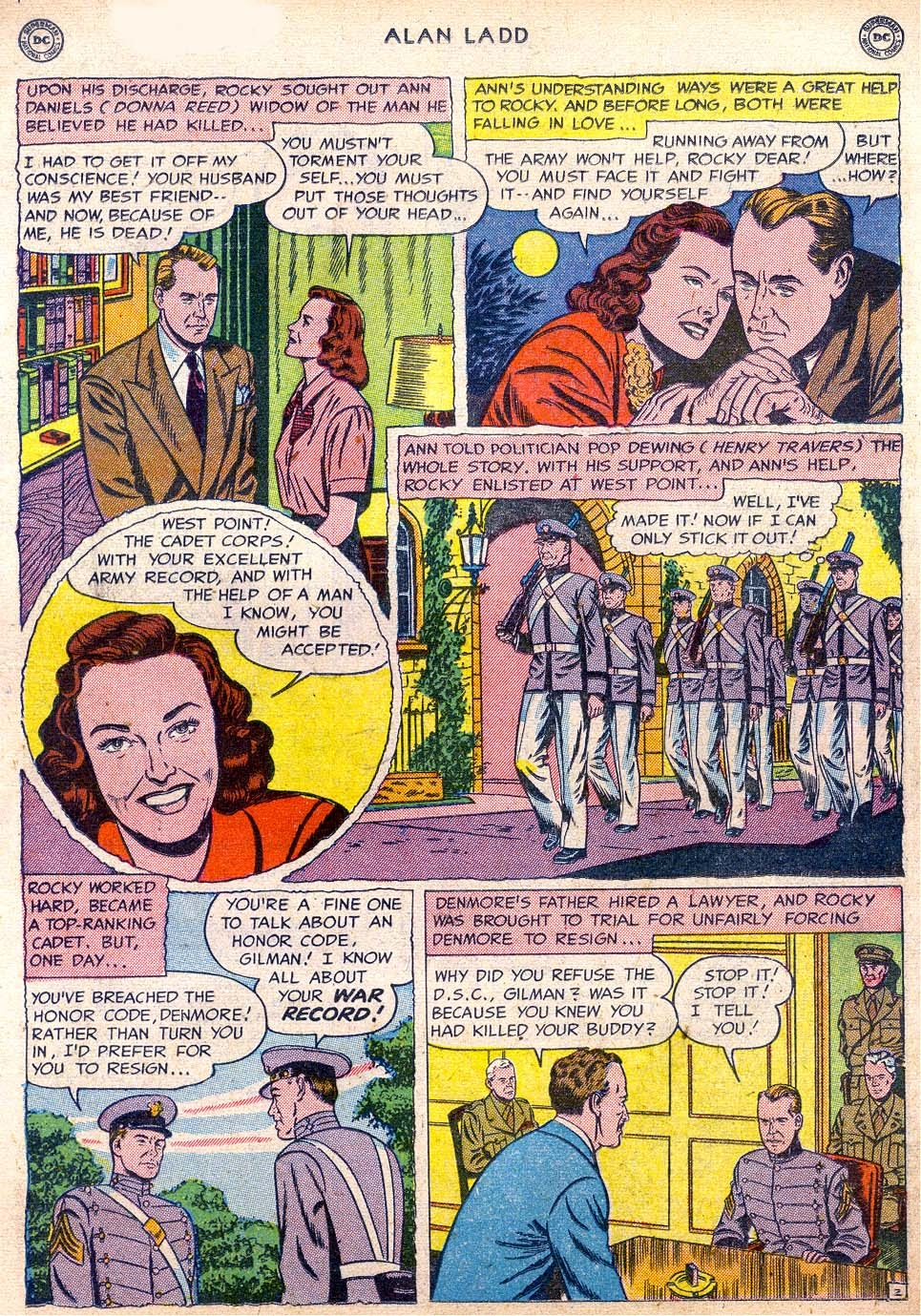 Adventures of Alan Ladd issue 4 - Page 27