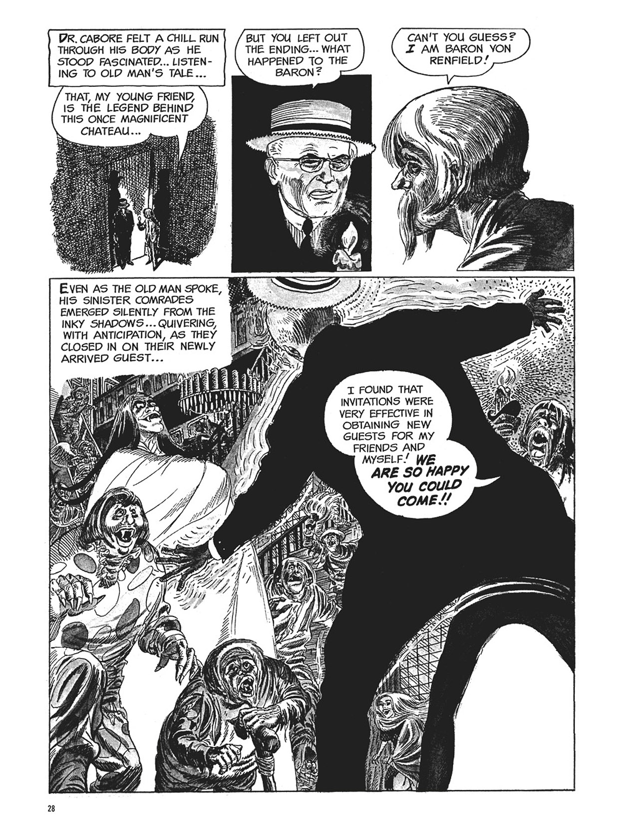 Read online Eerie Archives comic -  Issue # TPB 1 - 29