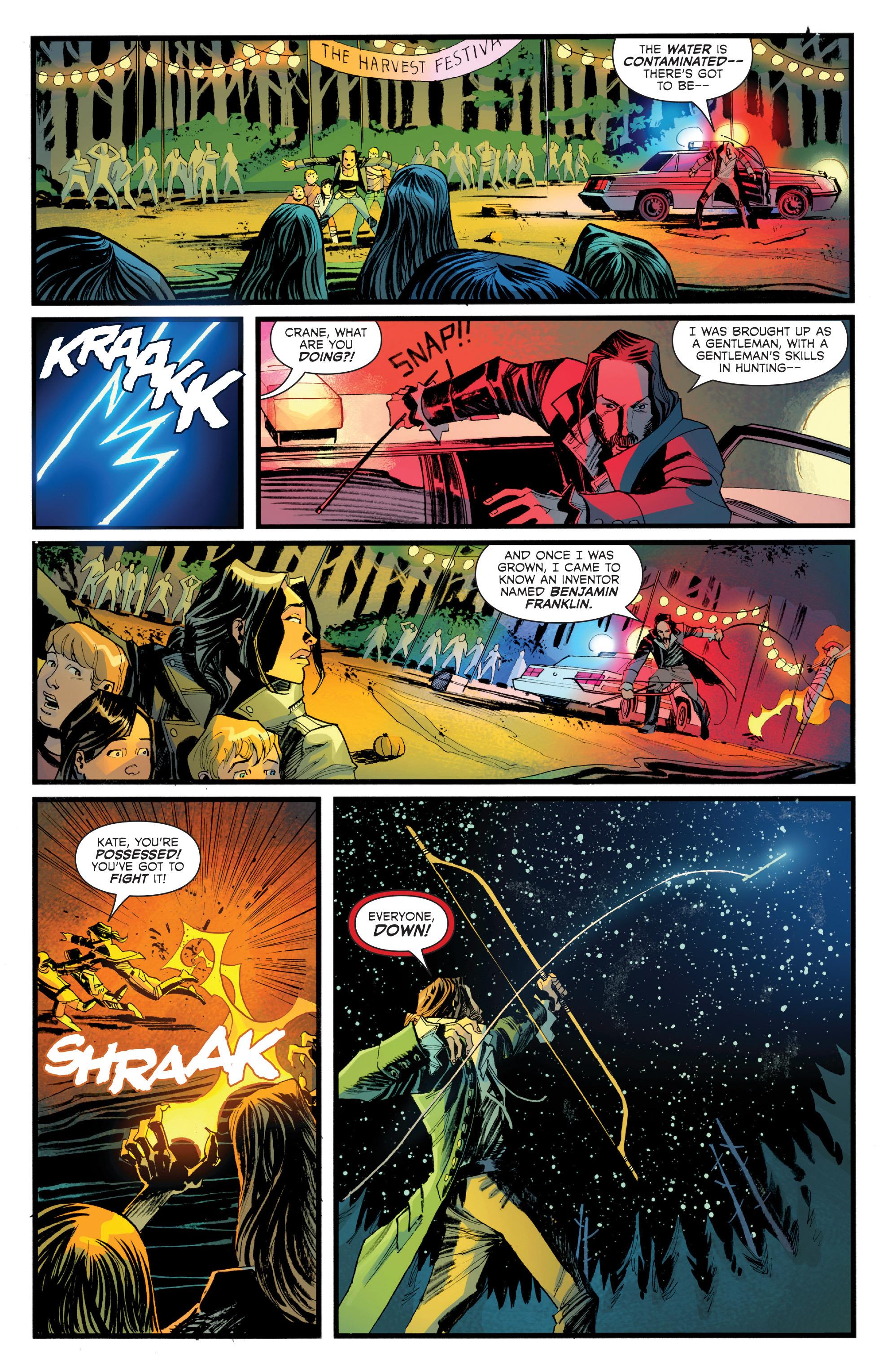 Read online Sleepy Hollow (2014) comic -  Issue #1 - 19