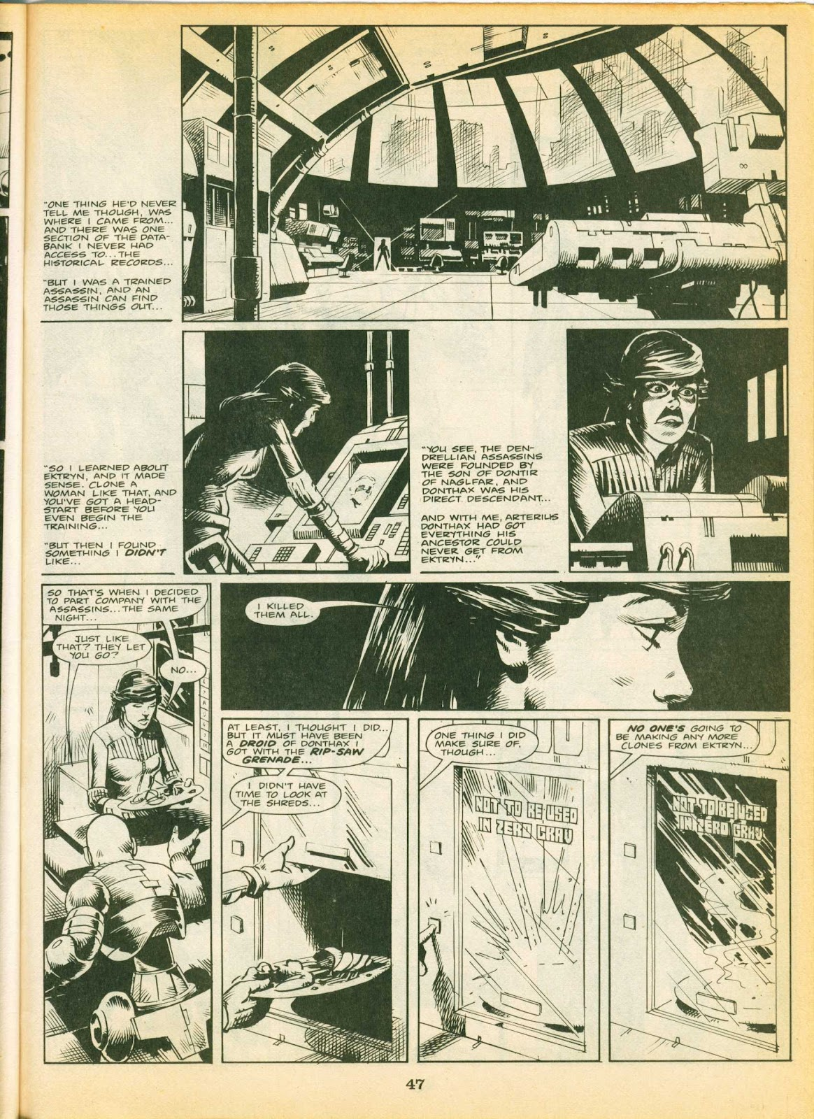Warrior Issue #3 #4 - English 46