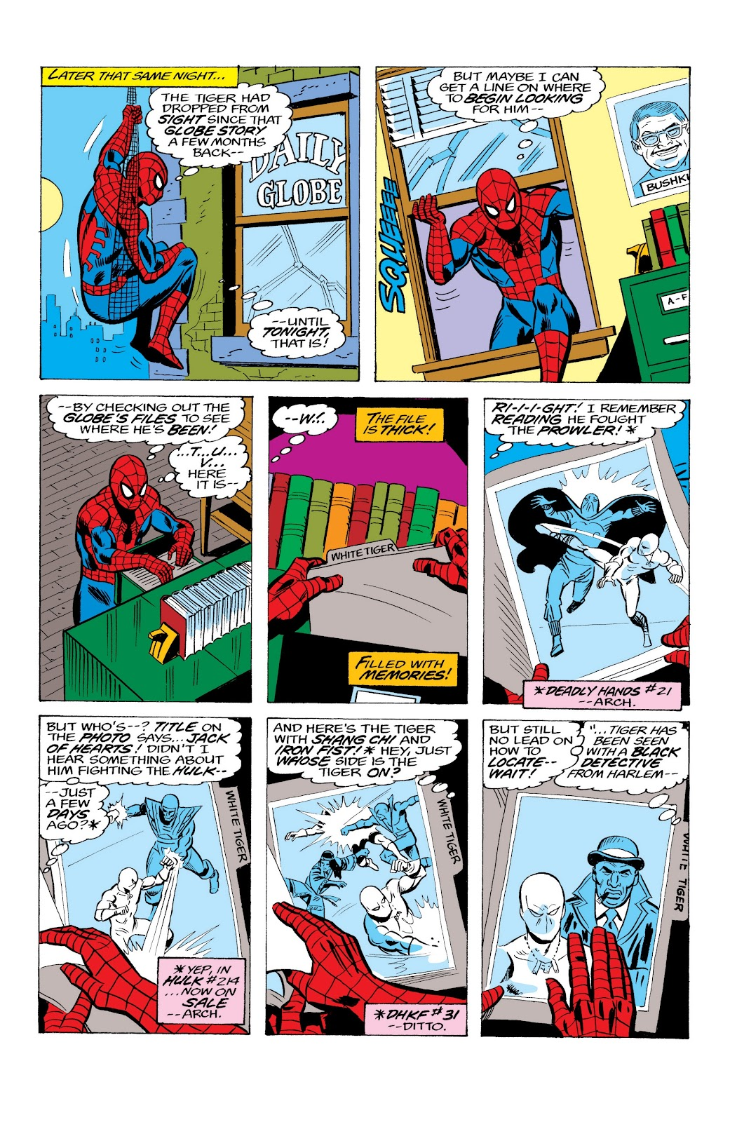 Read online Marvel Masterworks: The Spectacular Spider-Man comic -  Issue # TPB (Part 2) - 49
