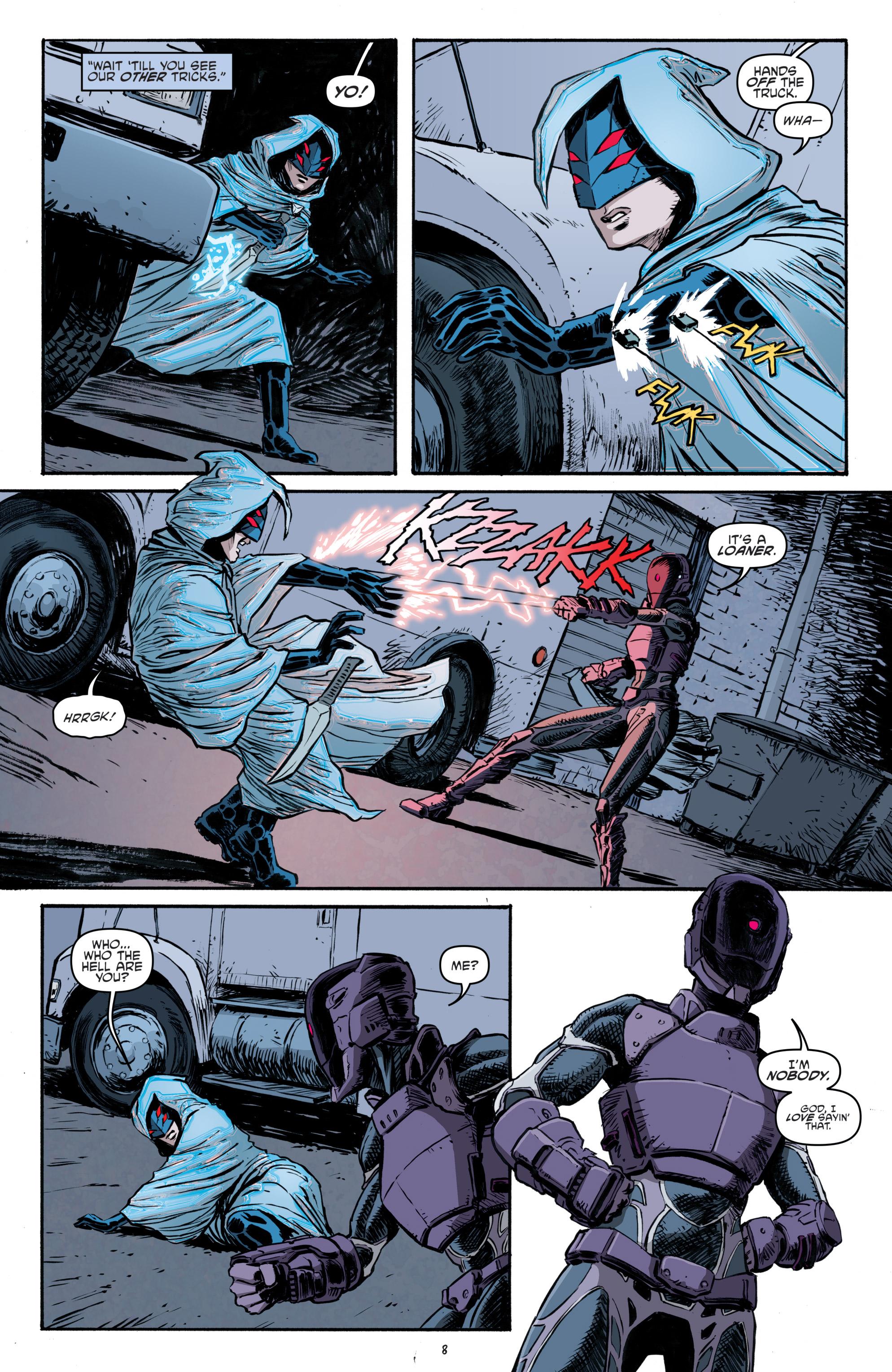 Read online Teenage Mutant Ninja Turtles (2011) comic -  Issue #70 - 31
