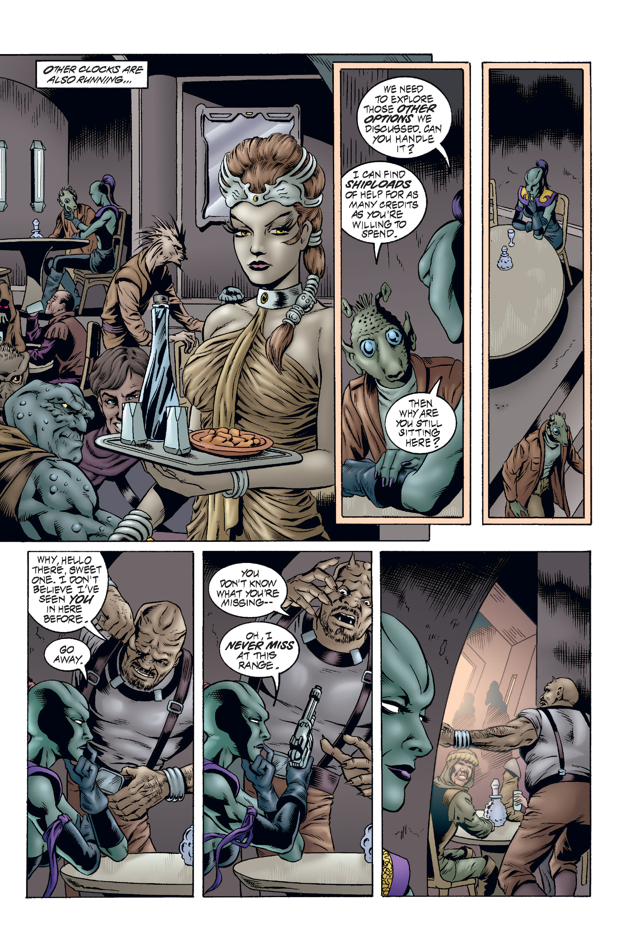 Read online Star Wars Omnibus comic -  Issue # Vol. 11 - 378