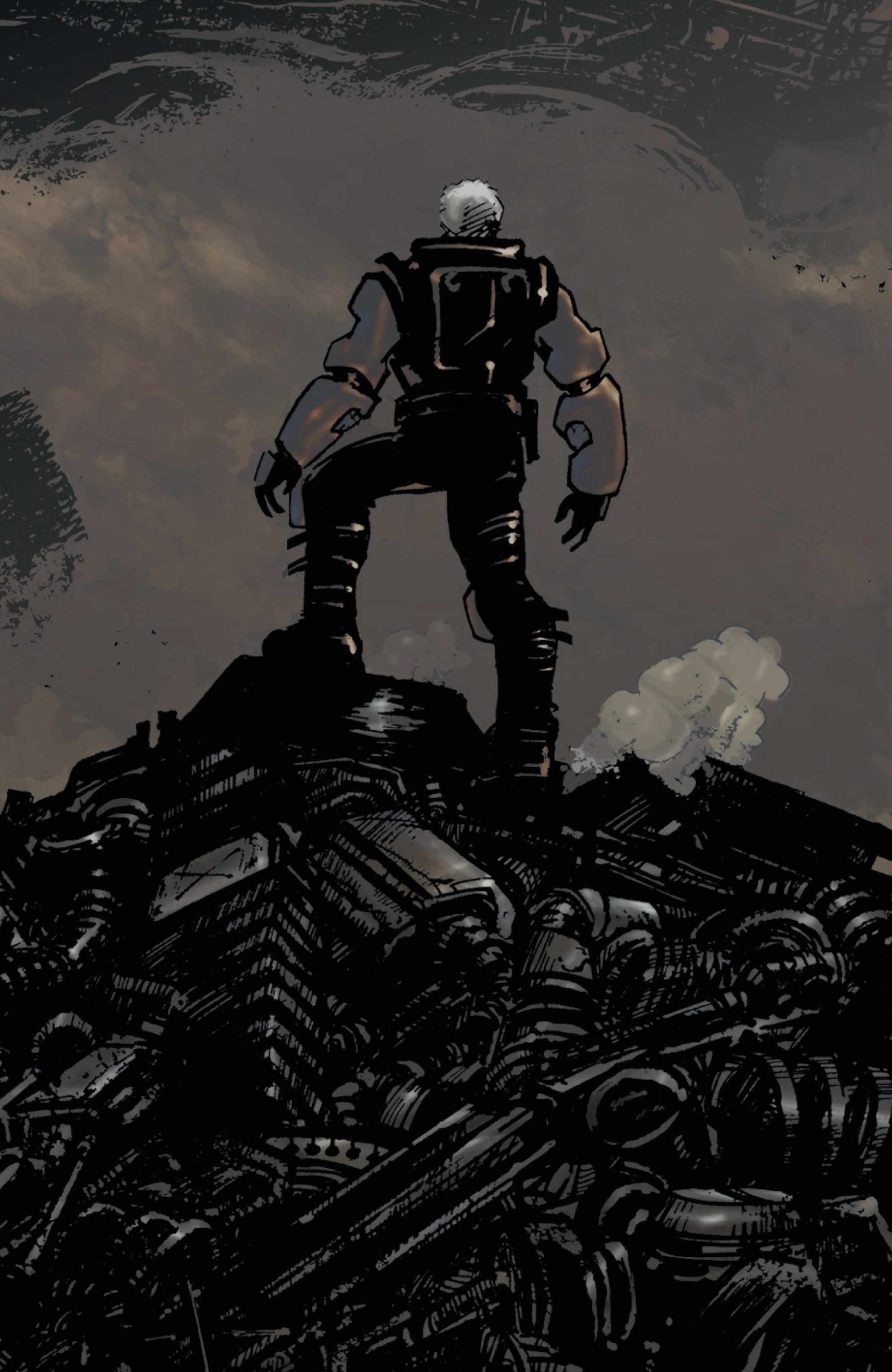 Read online Planetoid comic -  Issue # TPB - 2