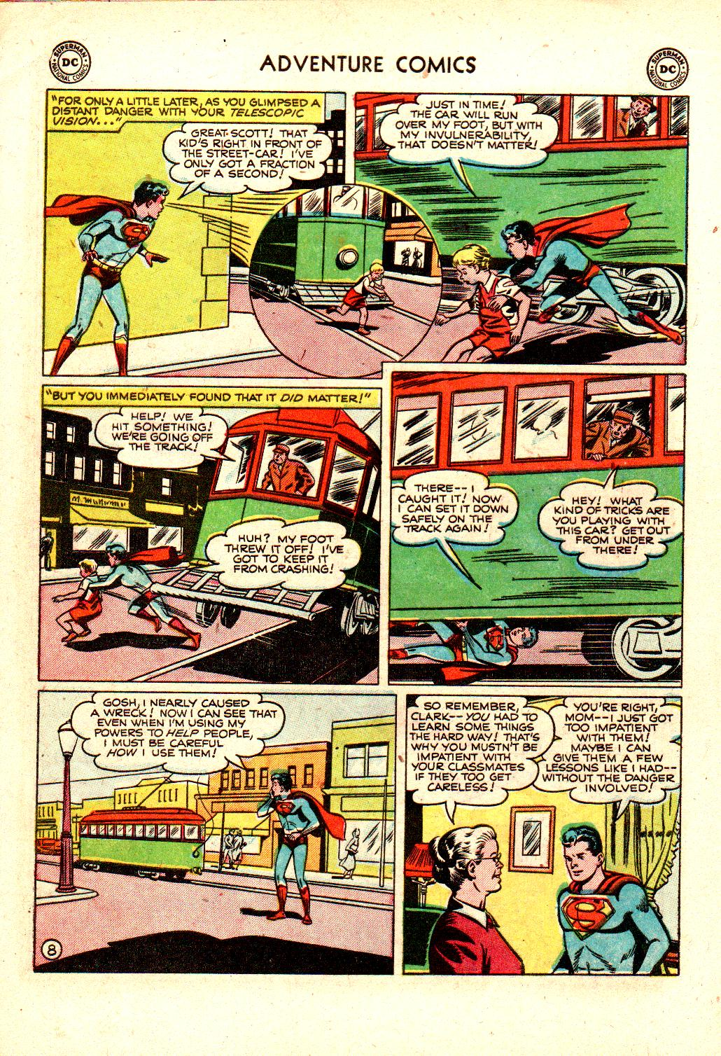 Read online Adventure Comics (1938) comic -  Issue #173 - 10