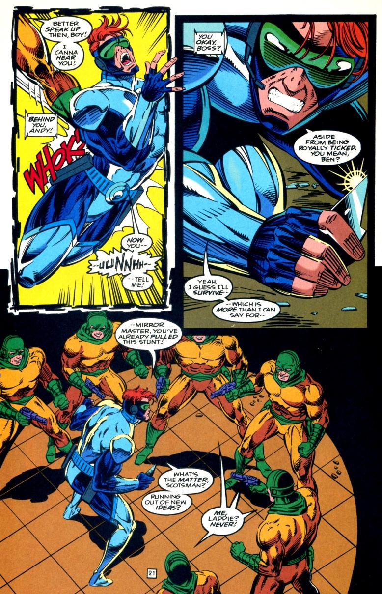 Read online Gunfire comic -  Issue #6 - 26