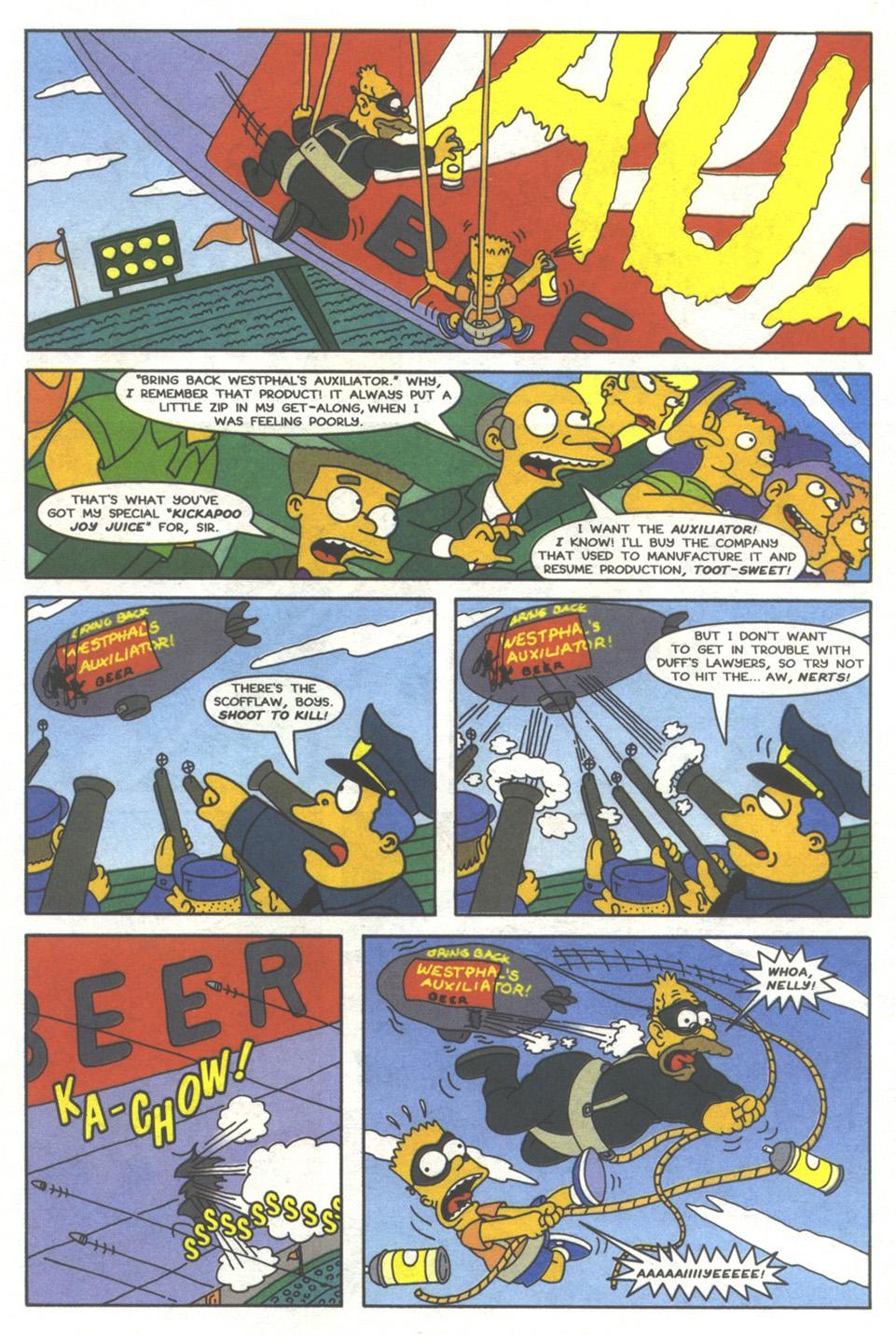 Read online Simpsons Comics comic -  Issue #37 - 18