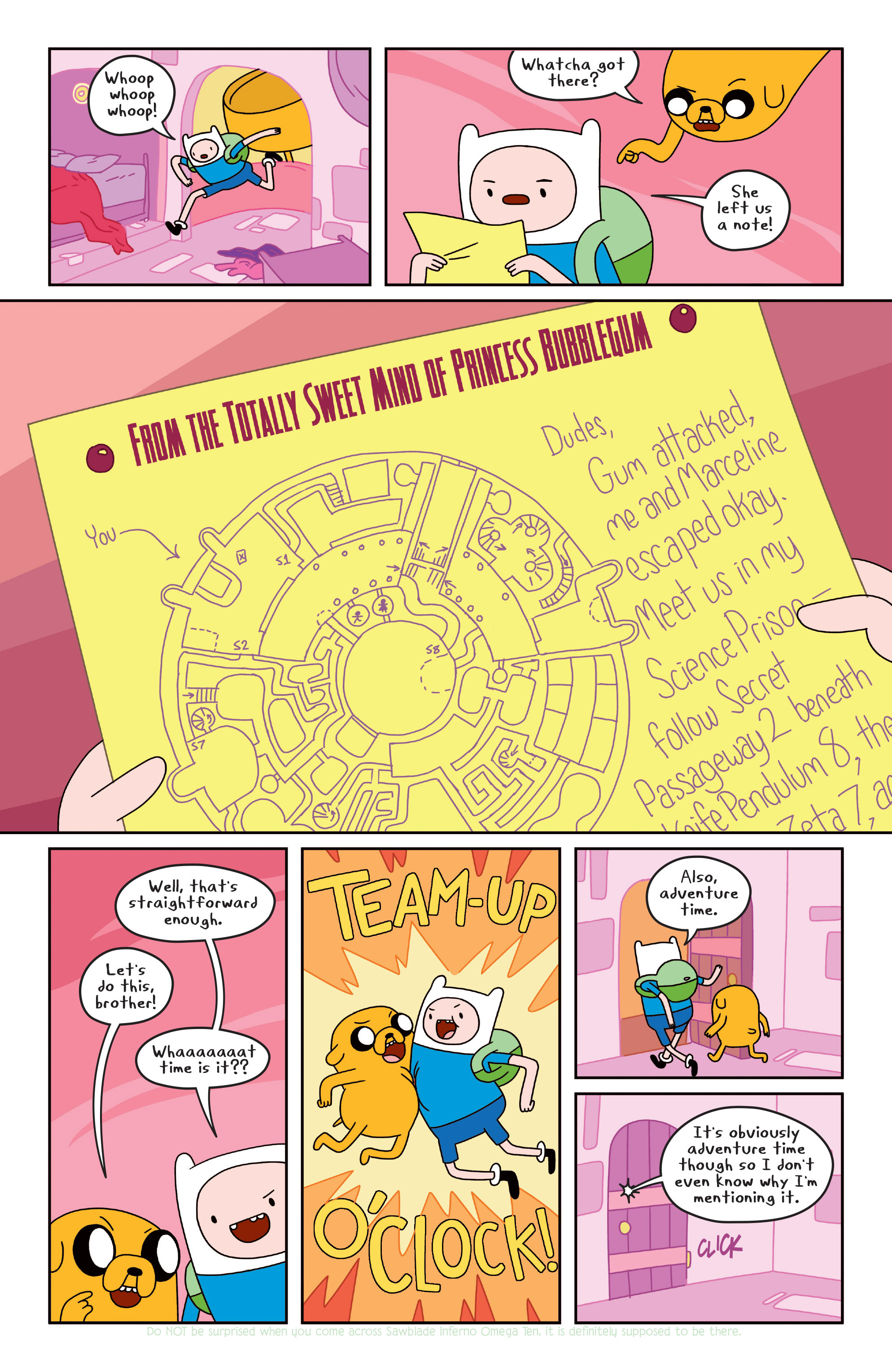 Read online Adventure Time comic -  Issue #Adventure Time _TPB 5 - 55
