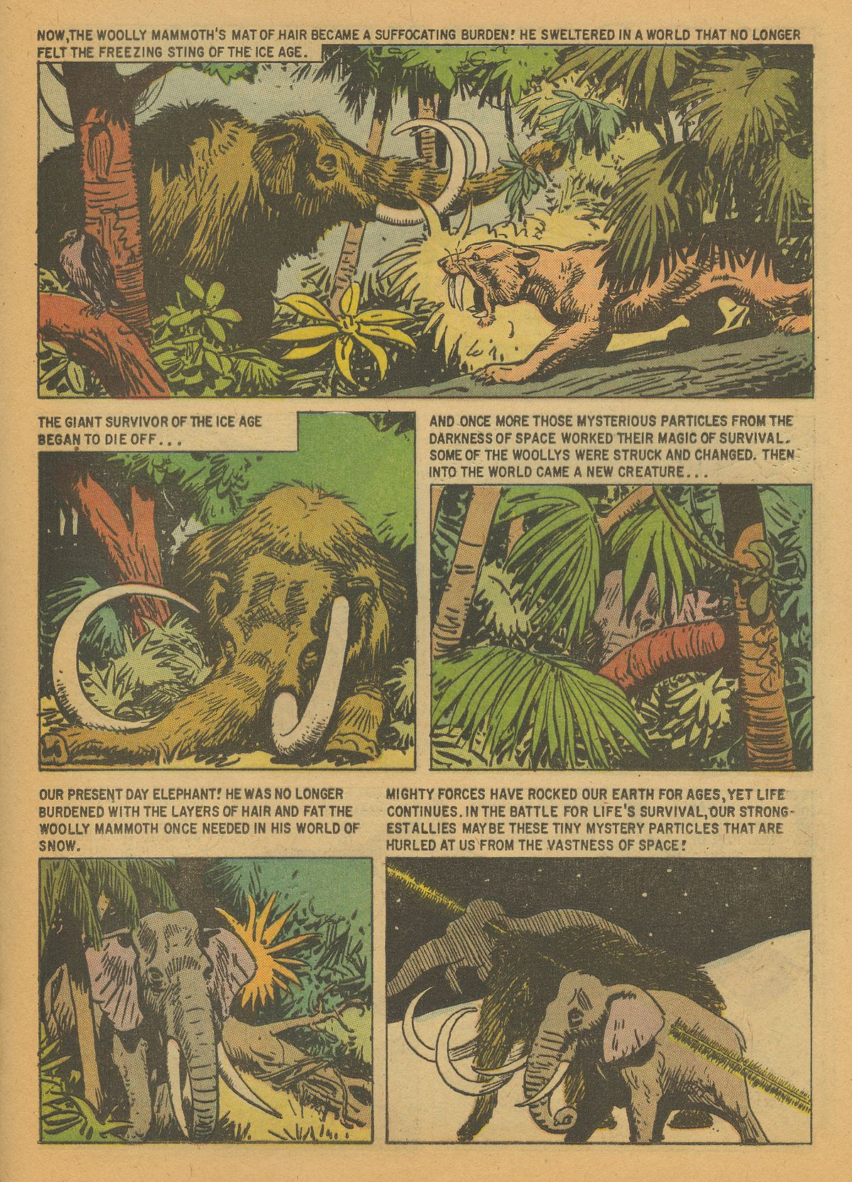 Read online Turok, Son of Stone comic -  Issue #14 - 21