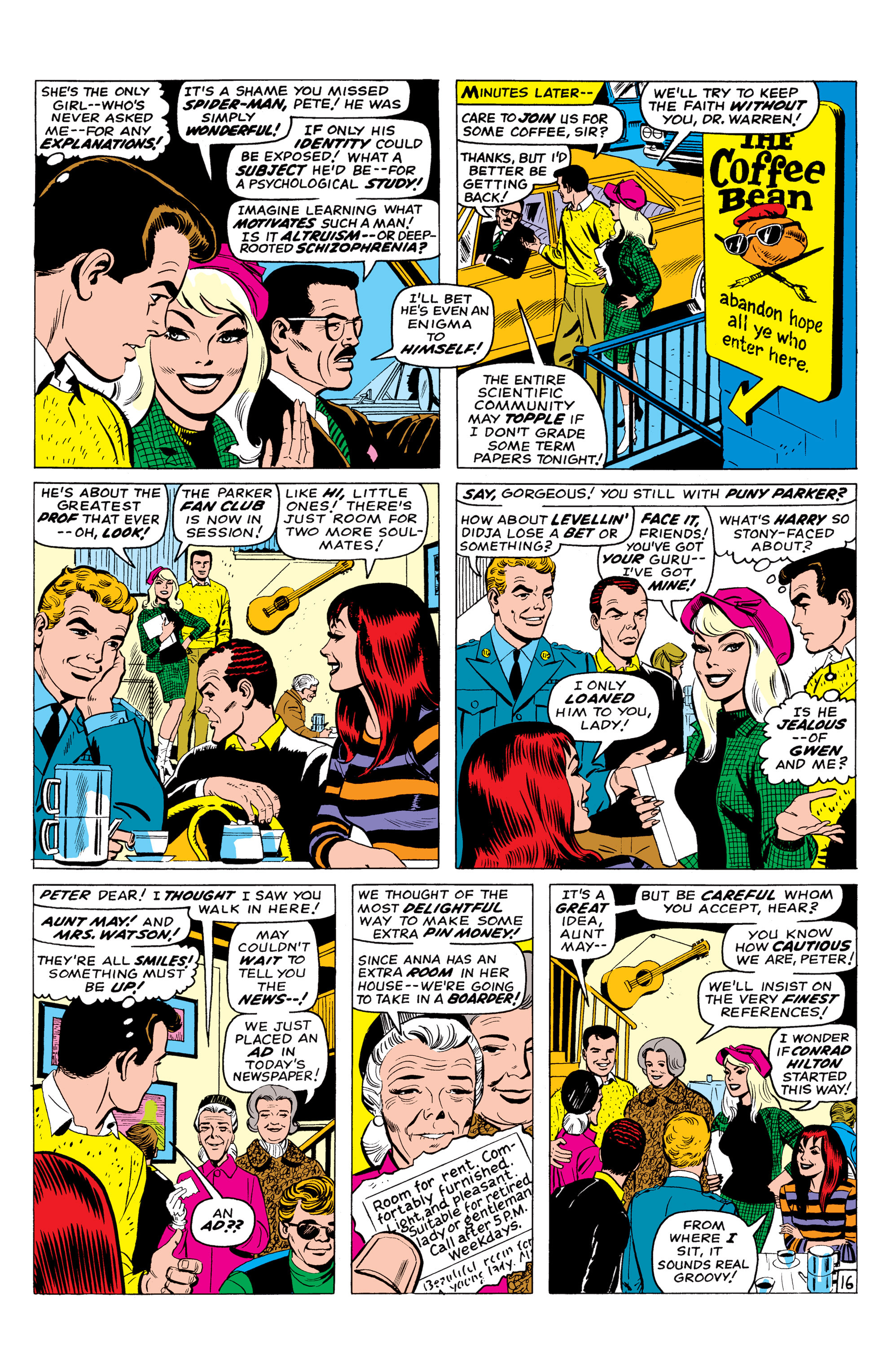 The Amazing Spider-Man (1963) 53 Page 16