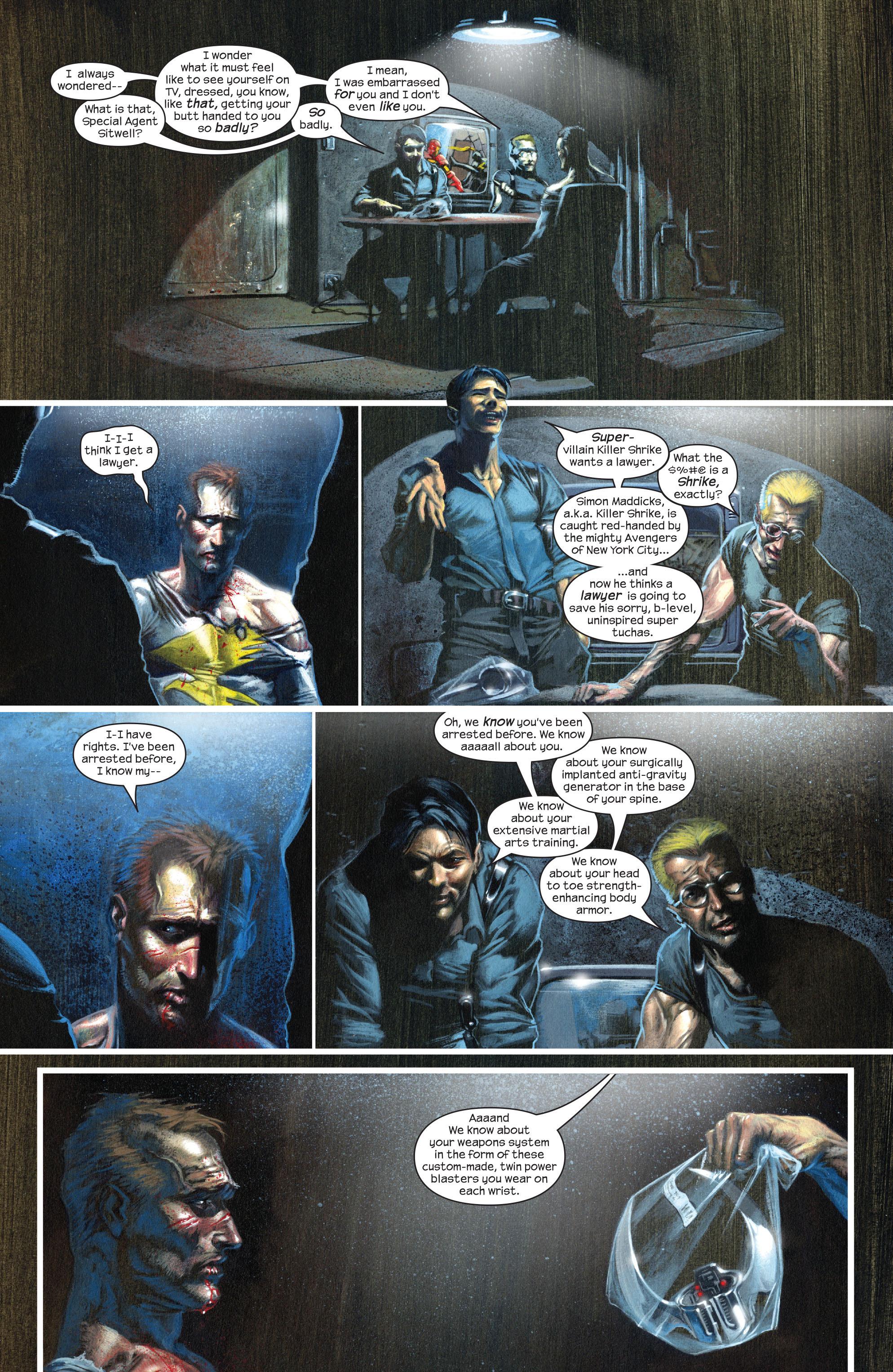 Read online Secret War comic -  Issue # Full - 13