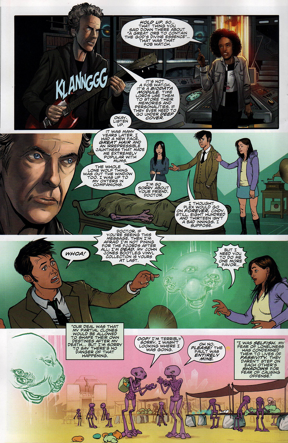 Read online Free Comic Book Day 2017 comic -  Issue # Doctor Who - 13