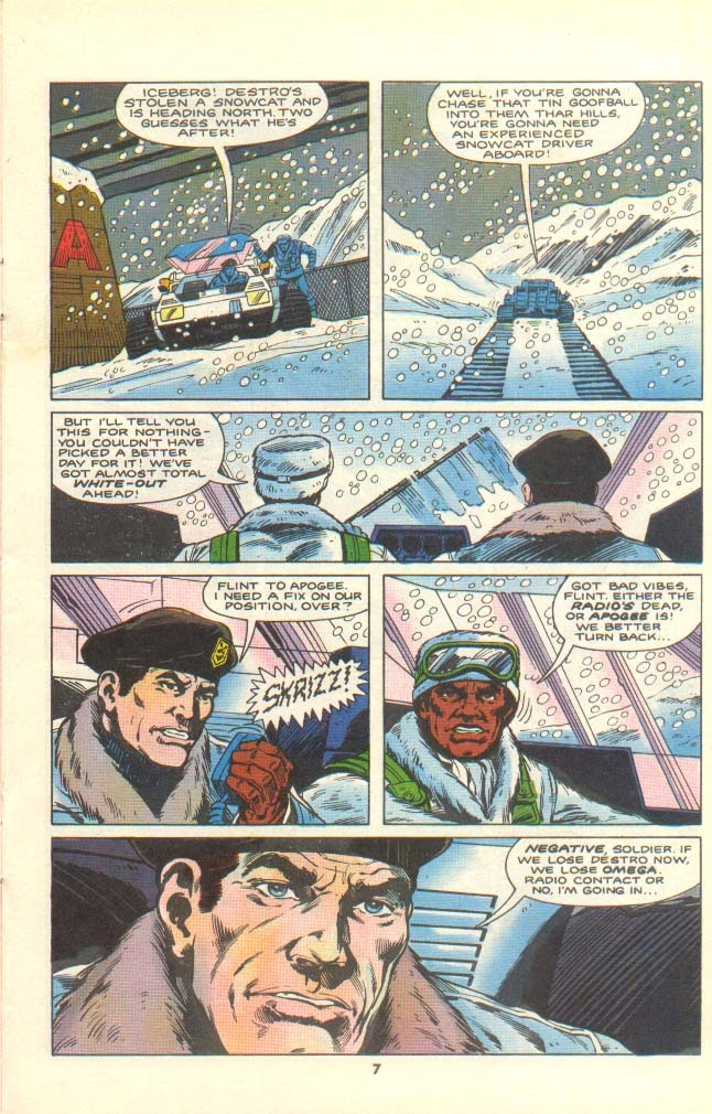 G.I. Joe European Missions issue 8 - Page 6