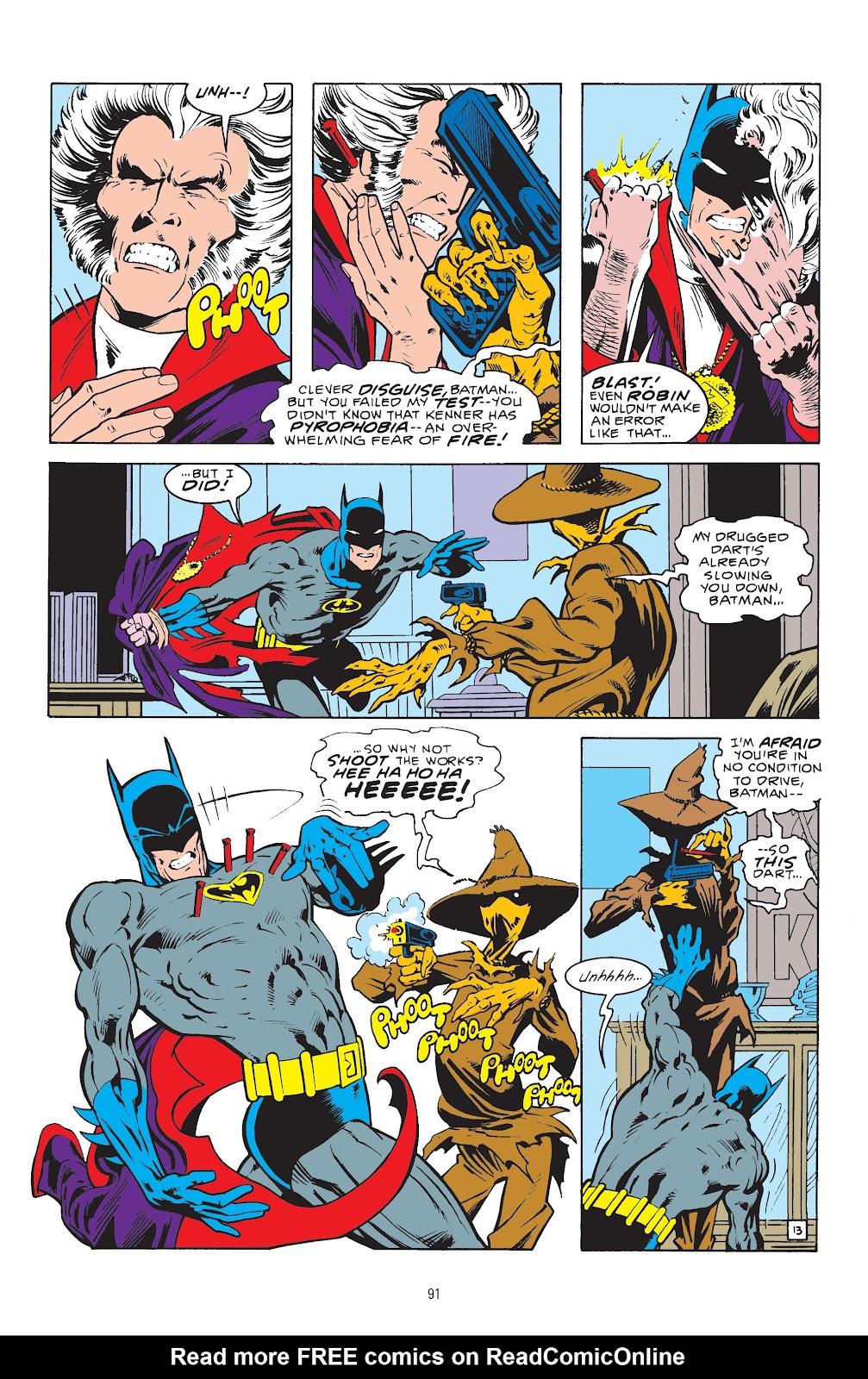Read online Detective Comics (1937) comic -  Issue # _TPB Batman - The Dark Knight Detective 1 (Part 1) - 91