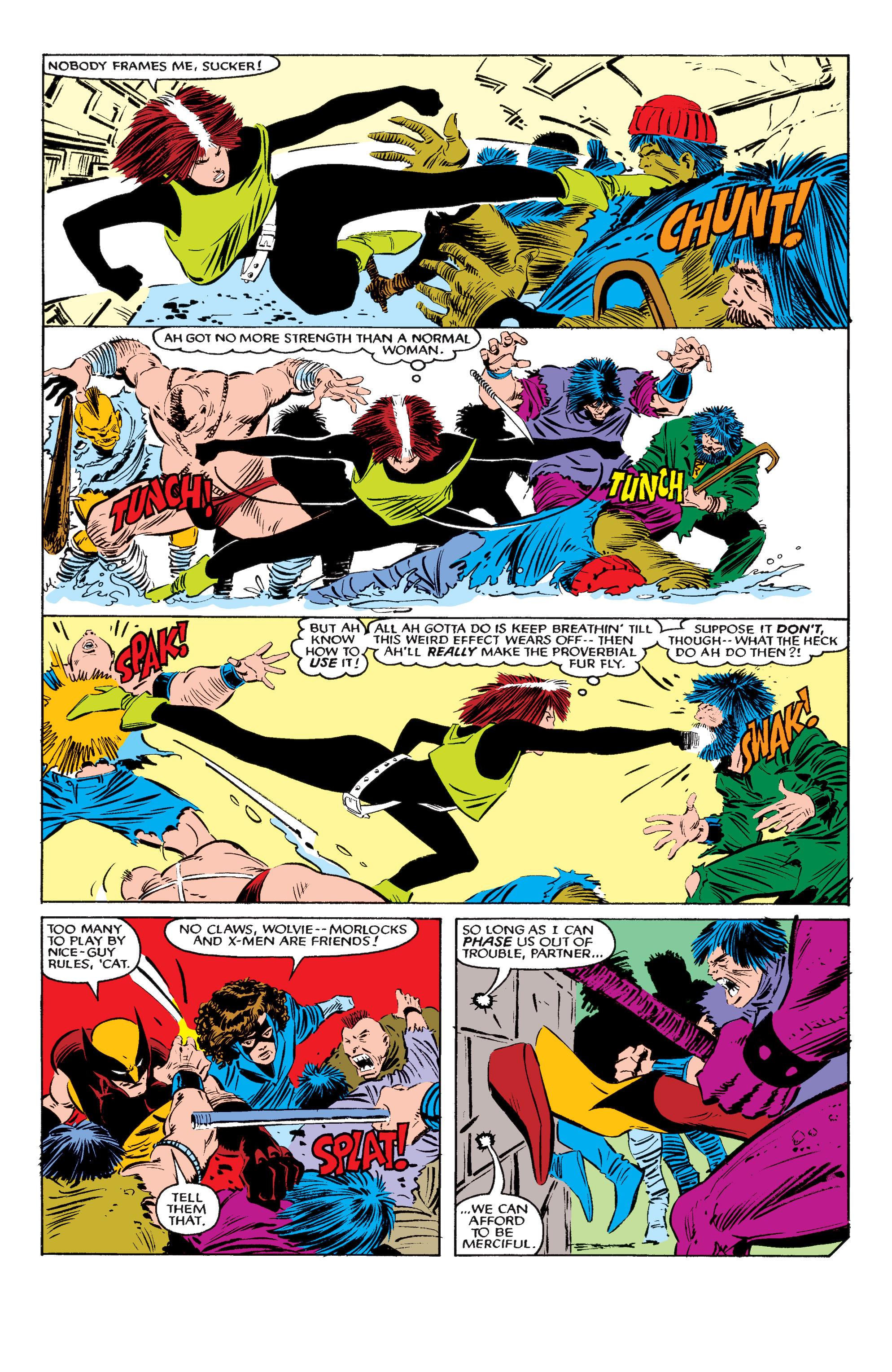 Read online Uncanny X-Men (1963) comic -  Issue #195 - 19