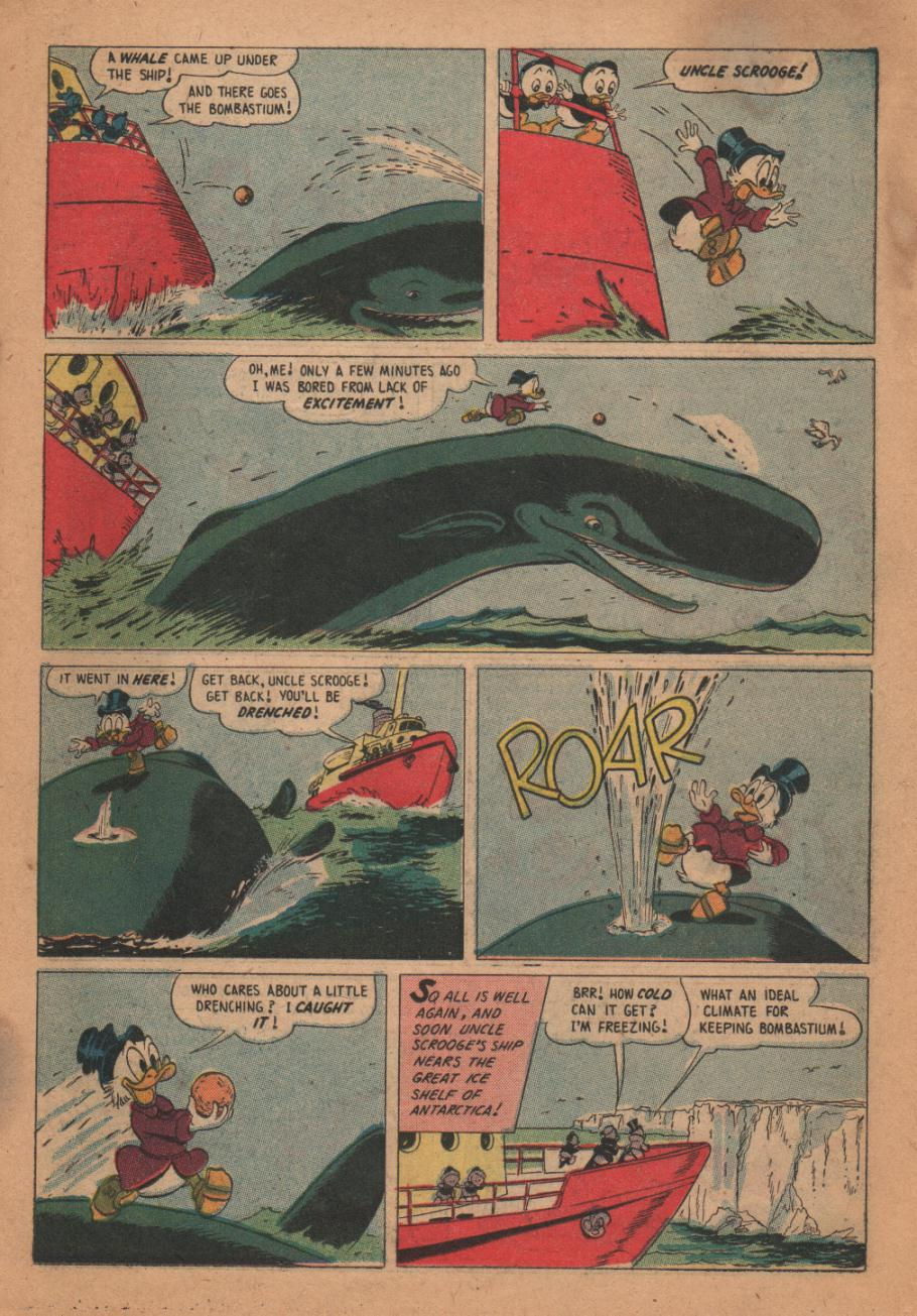 Read online Uncle Scrooge (1953) comic -  Issue #17 - 19