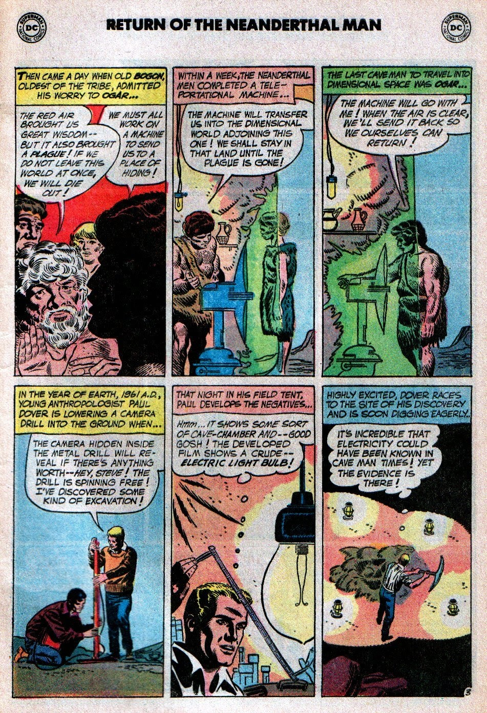 From Beyond the Unknown (1969) issue 19 - Page 5