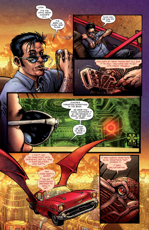 Read online Ballistic (2013) comic -  Issue #1 - 13