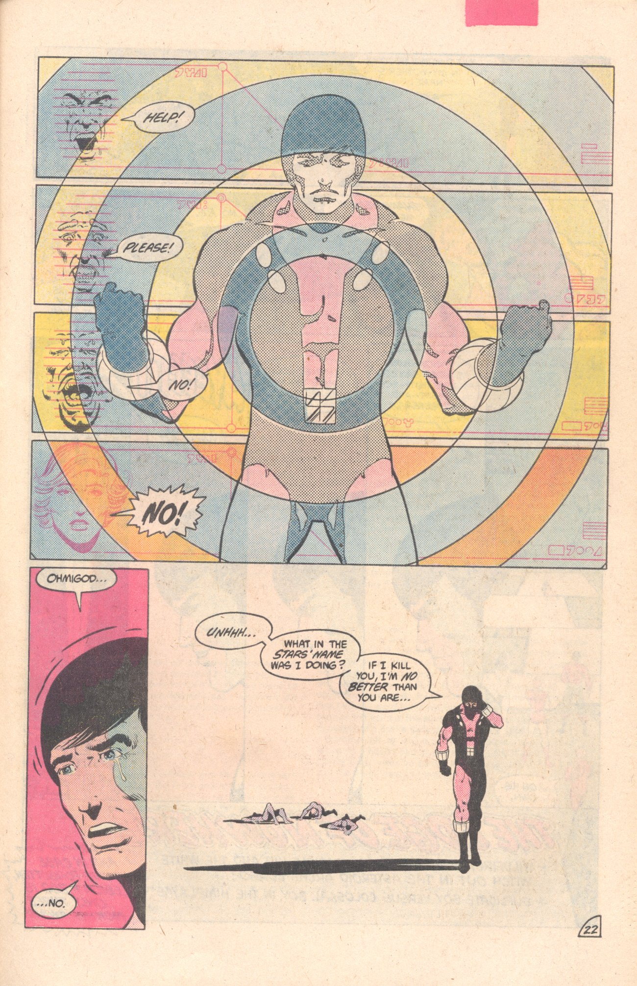 Legion of Super-Heroes (1980) 297 Page 22