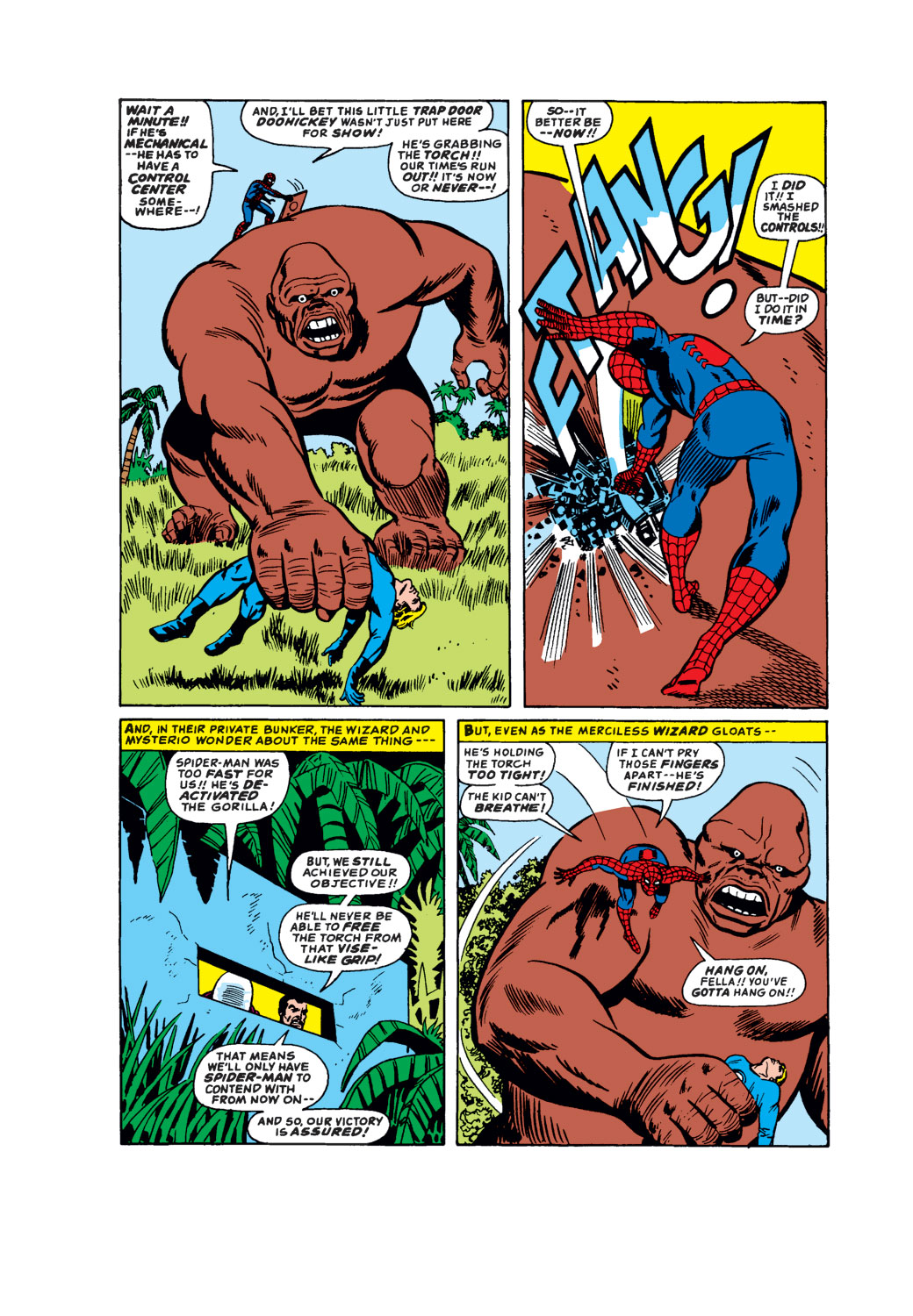The Amazing Spider-Man (1963) _Annual_4 Page 33