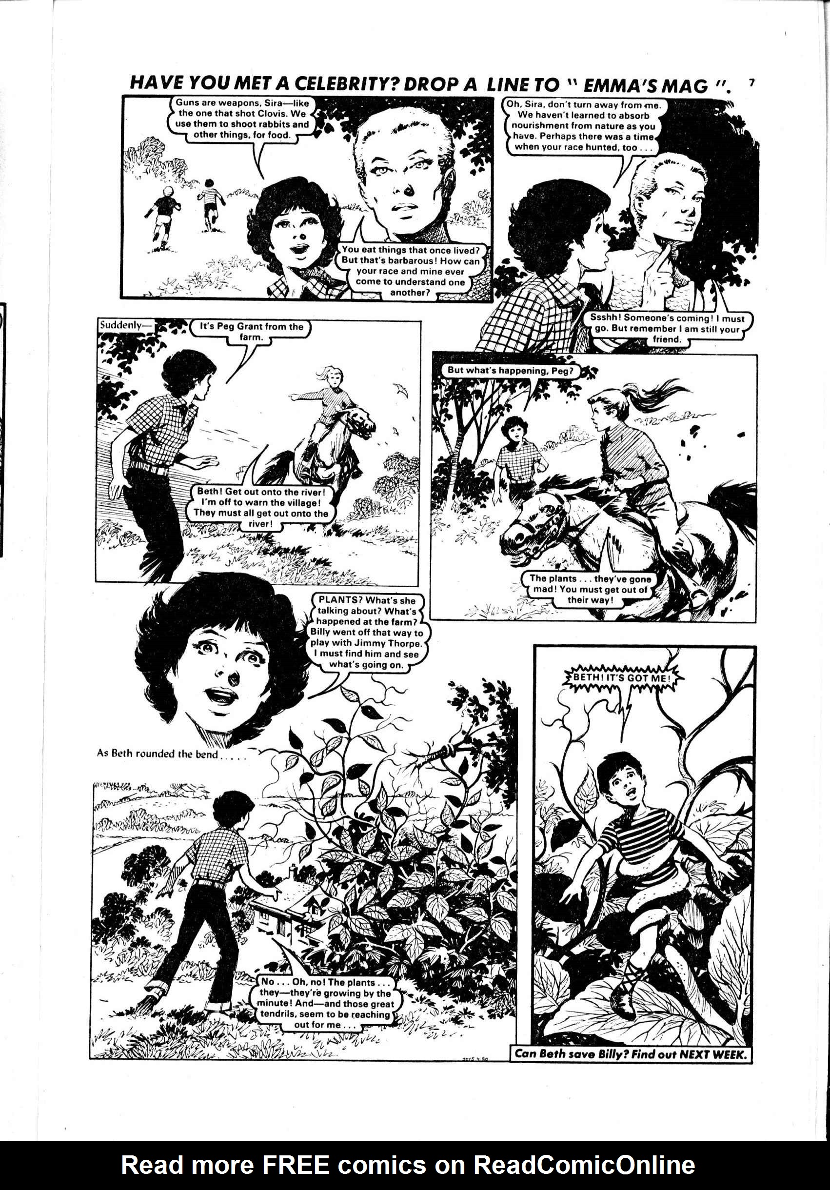 Read online Judy comic -  Issue #56 - 7