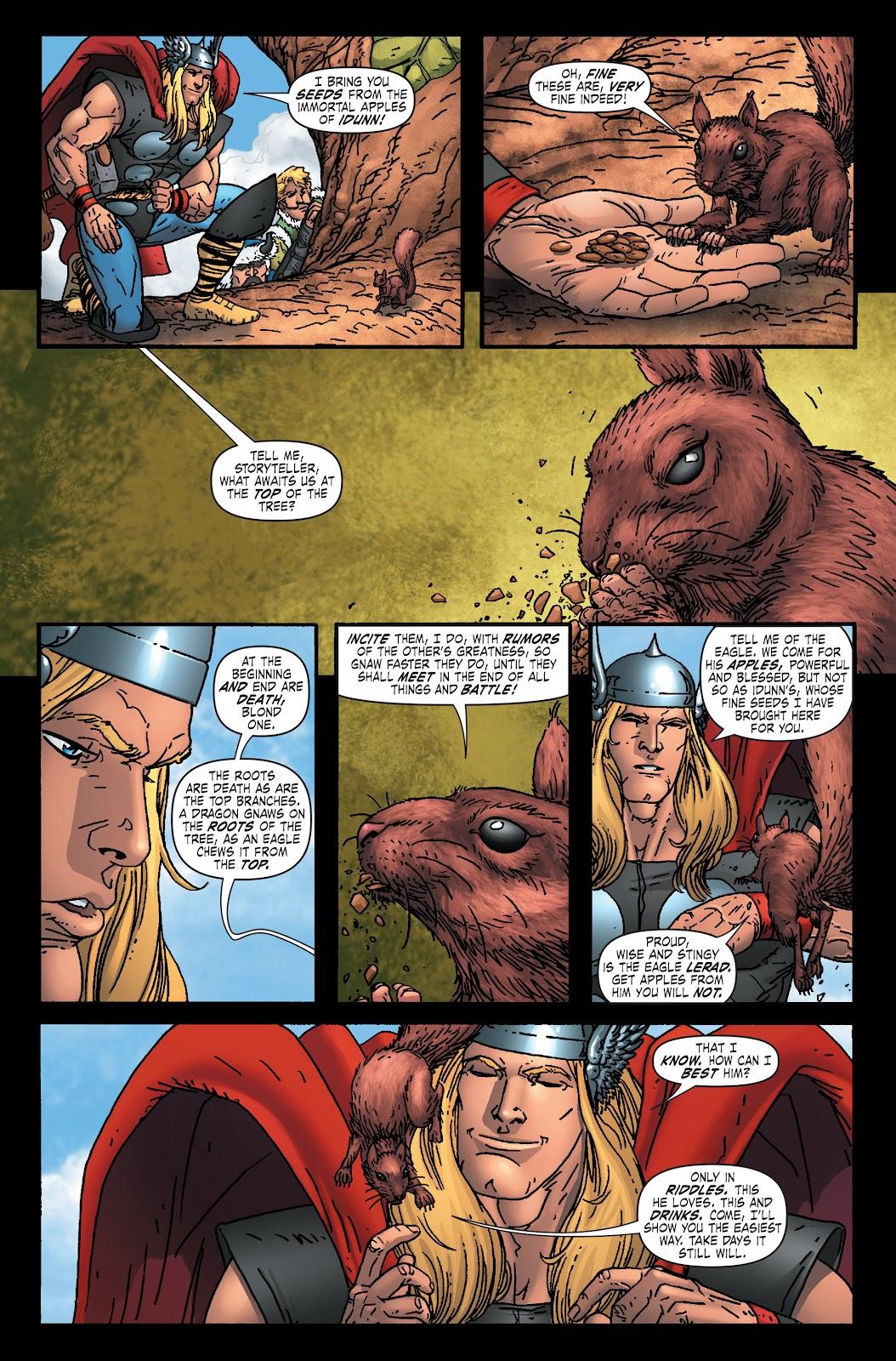 Read online Thor: Ragnaroks comic -  Issue # TPB (Part 1) - 35