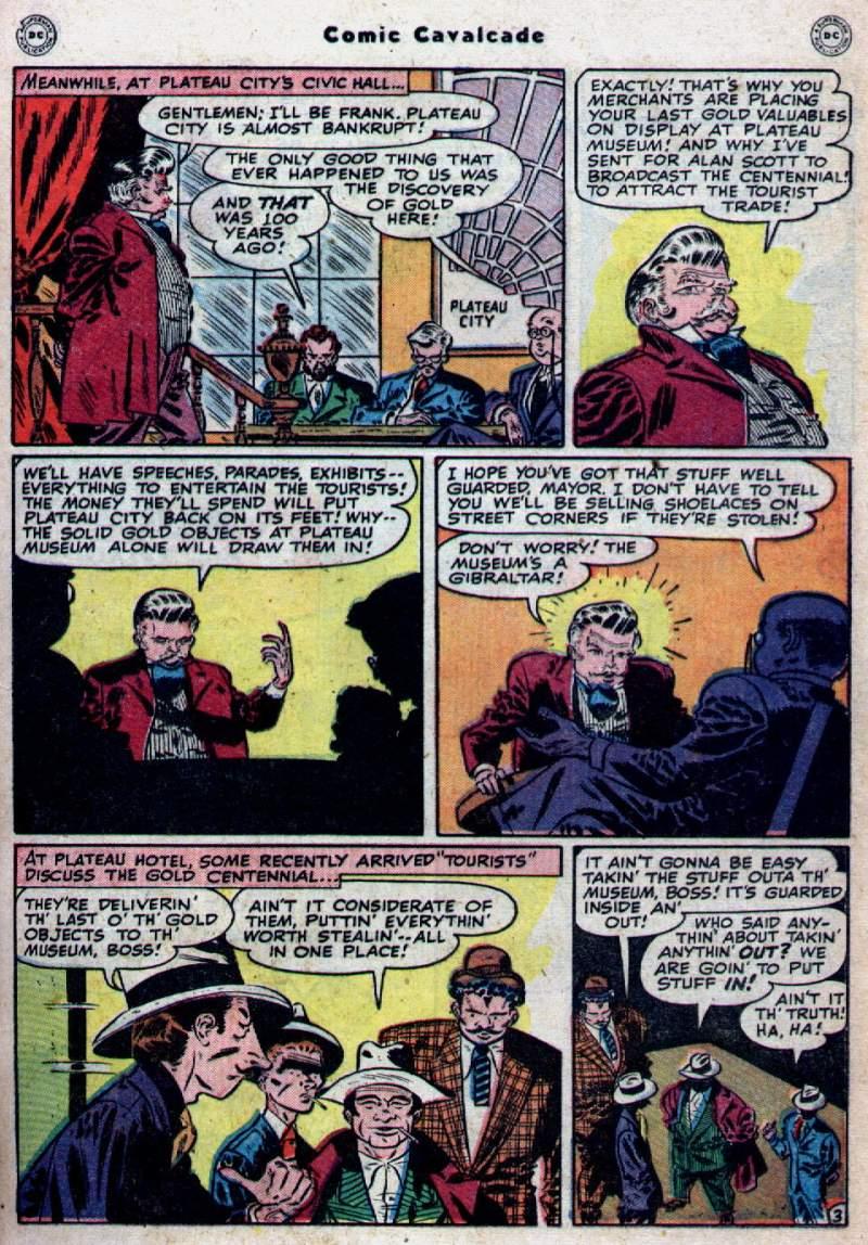 Comic Cavalcade issue 28 - Page 31