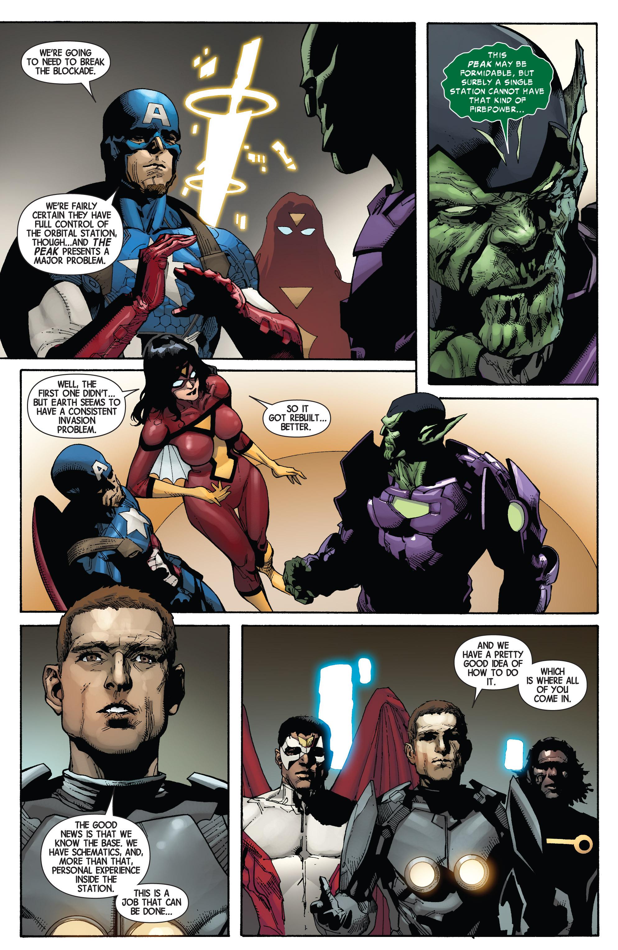 Read online Avengers (2013) comic -  Issue #Avengers (2013) _TPB 4 - 141