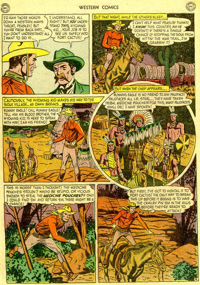 Western Comics issue 23 - Page 6
