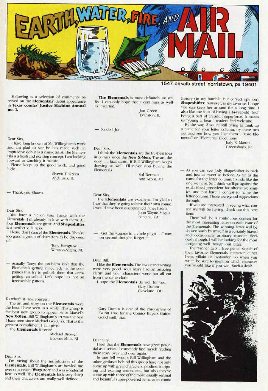 Elementals (1984) issue 1 - Page 31