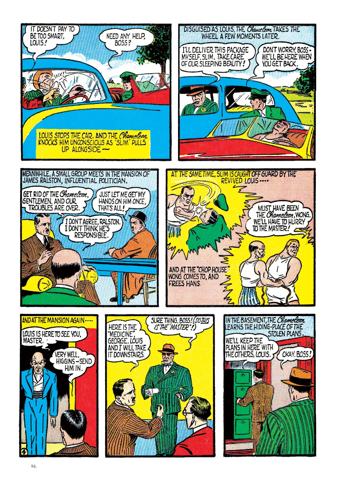 Read online The Bill Everett Archives comic -  Issue # TPB 2 (Part 1) - 97