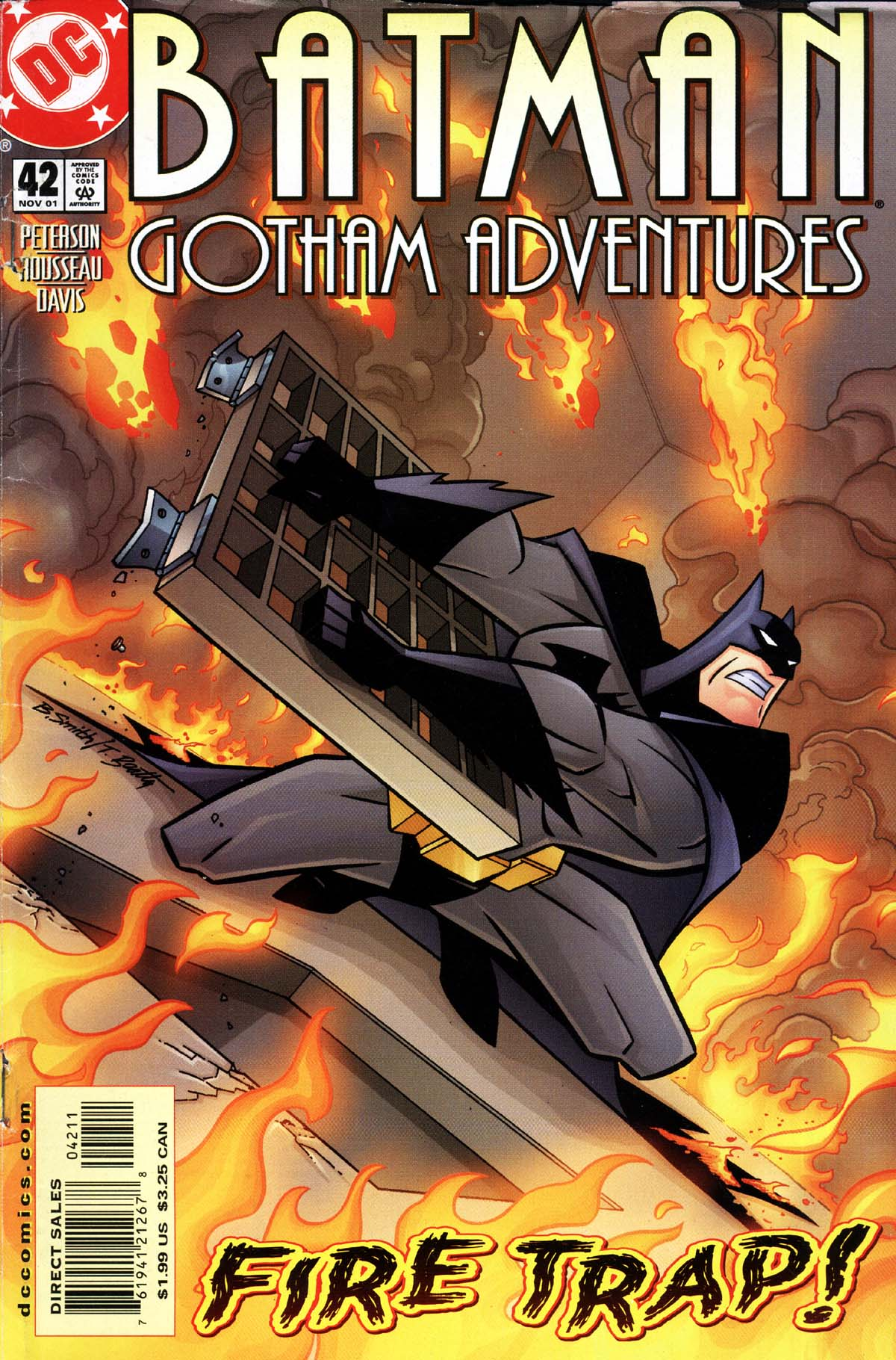 Batman: Gotham Adventures 42 Page 1