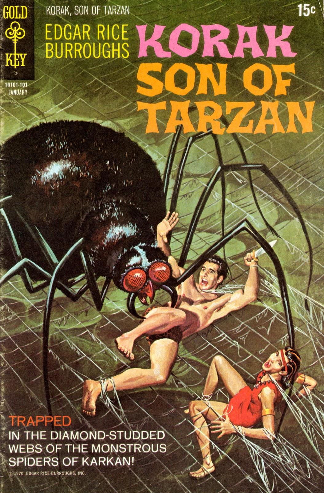 Korak, Son of Tarzan (1964) issue 39 - Page 1