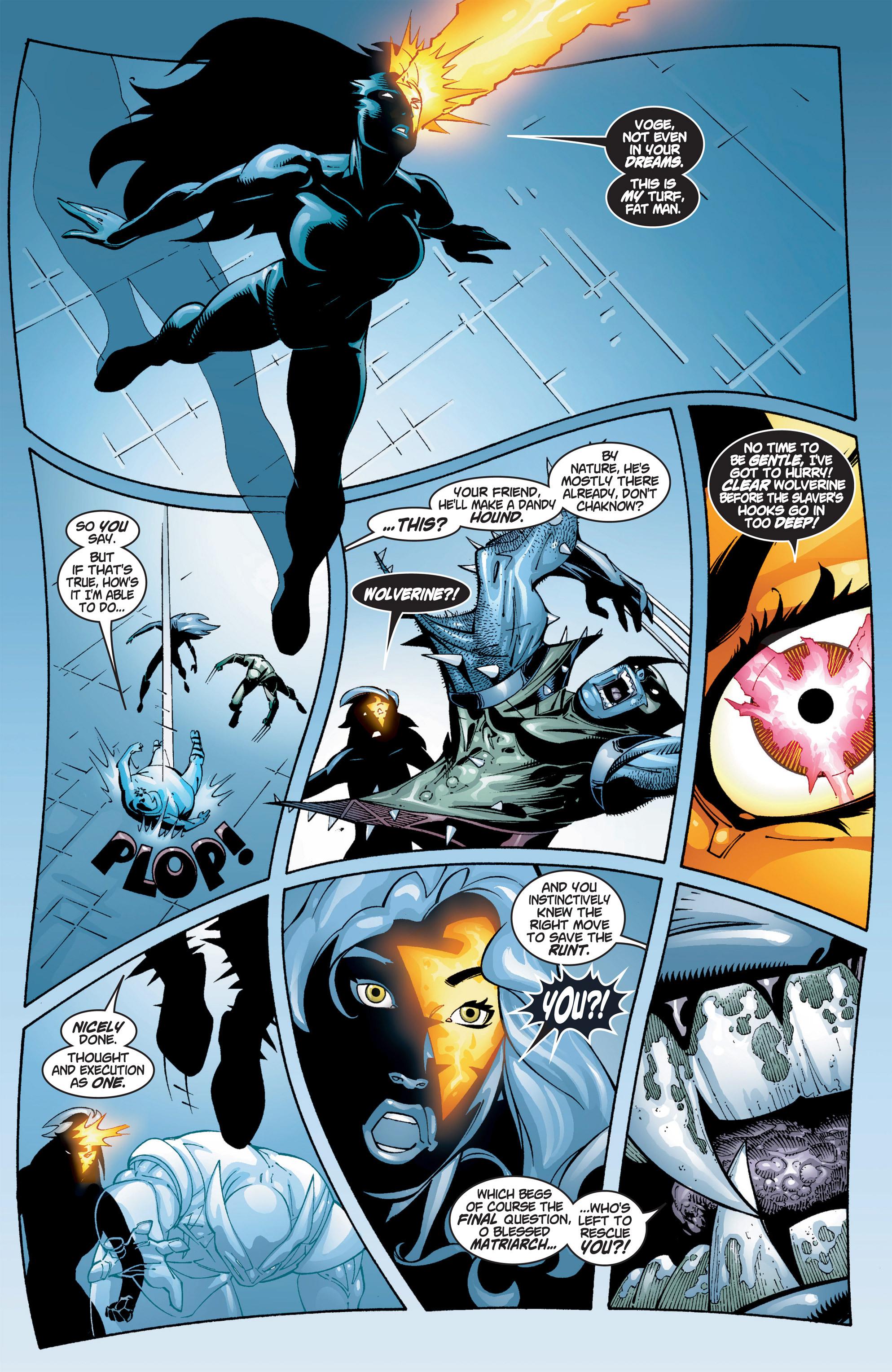 Read online Uncanny X-Men (1963) comic -  Issue #384 - 10