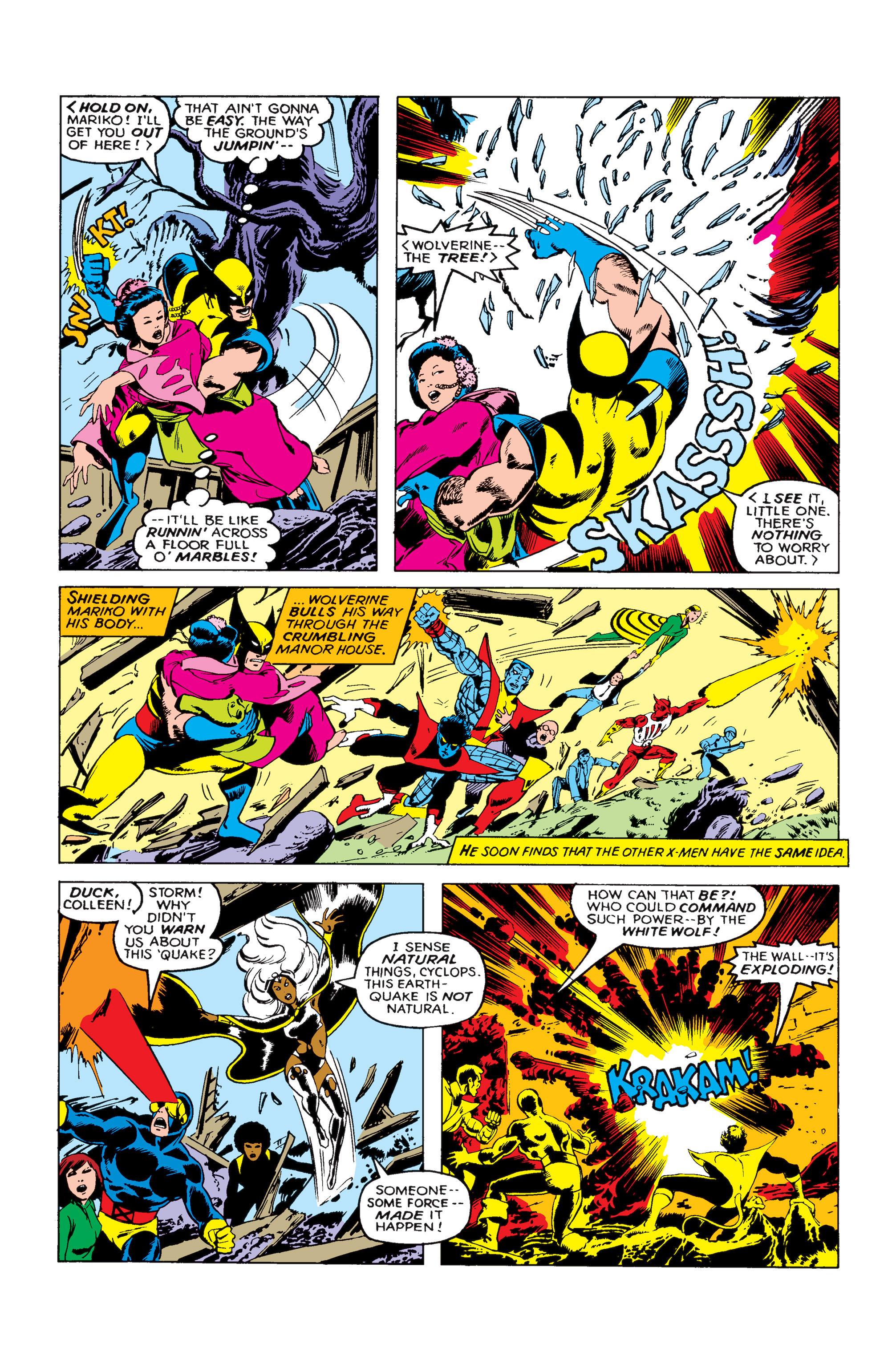 Uncanny X-Men (1963) 118 Page 11