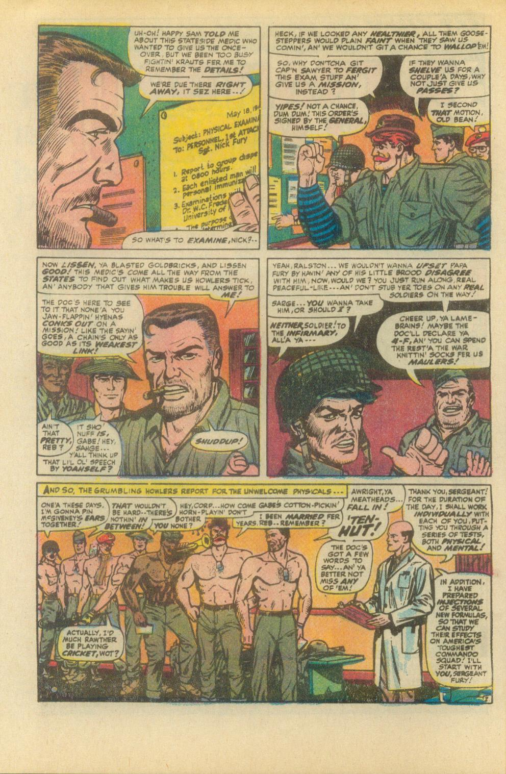 Read online Sgt. Fury comic -  Issue #93 - 4