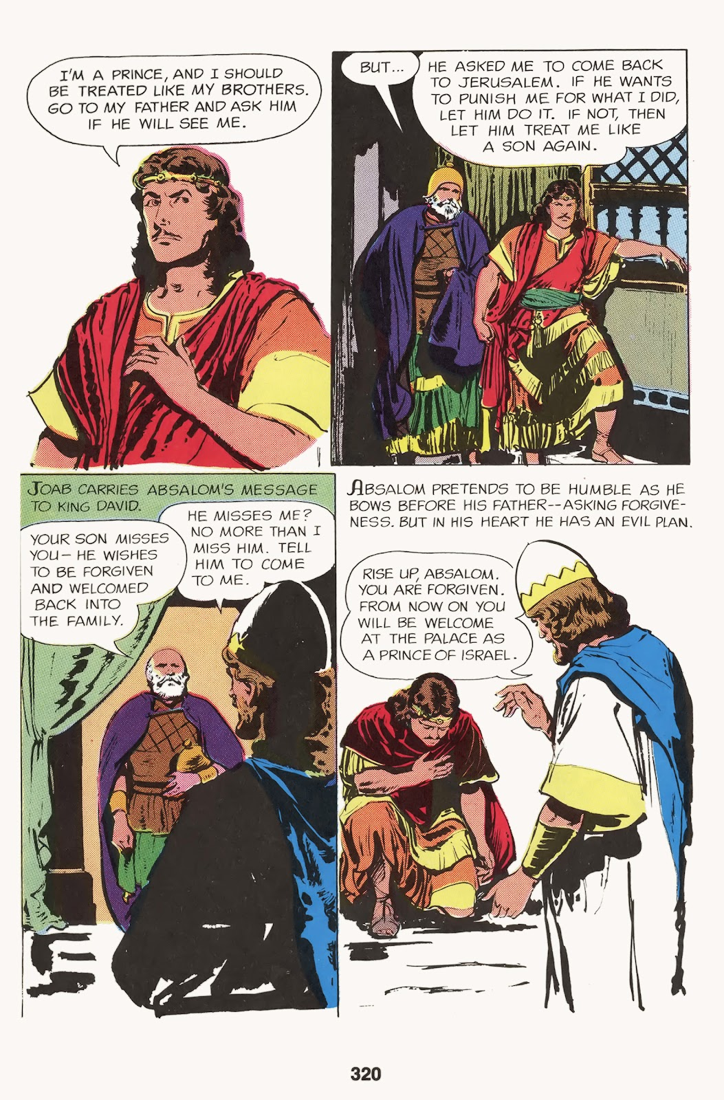 The Picture Bible issue TPB (Part 4) - Page 23