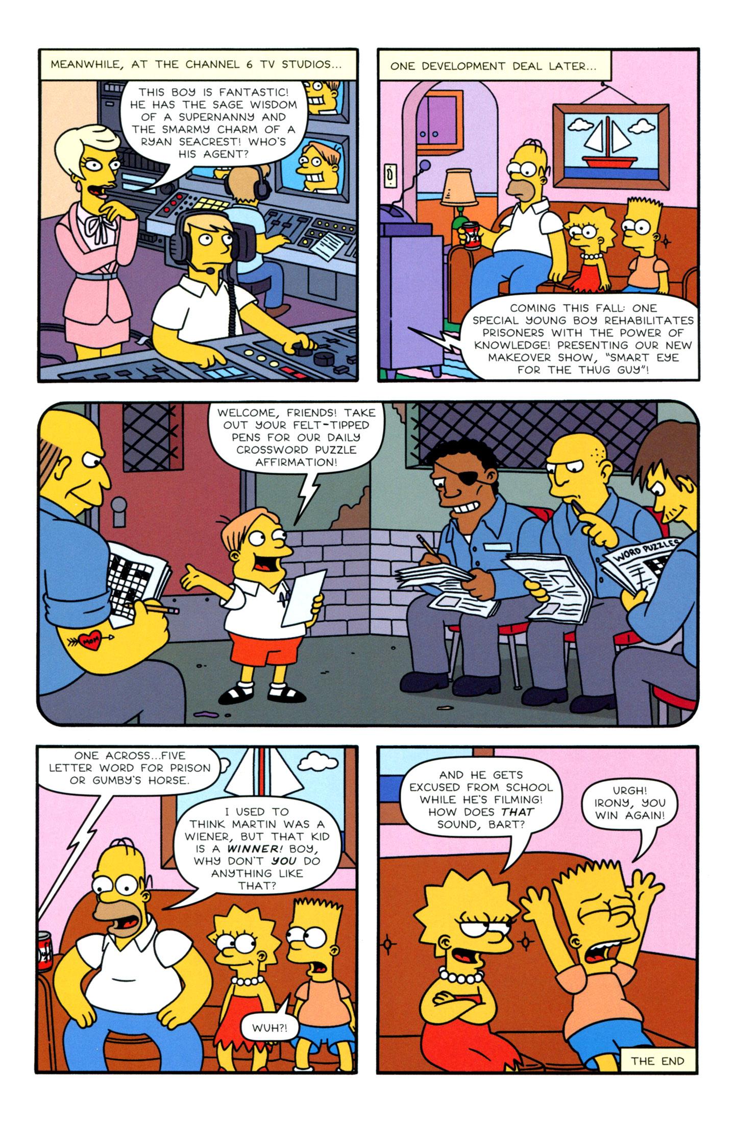 Read online Simpsons Comics Presents Bart Simpson comic -  Issue #72 - 8