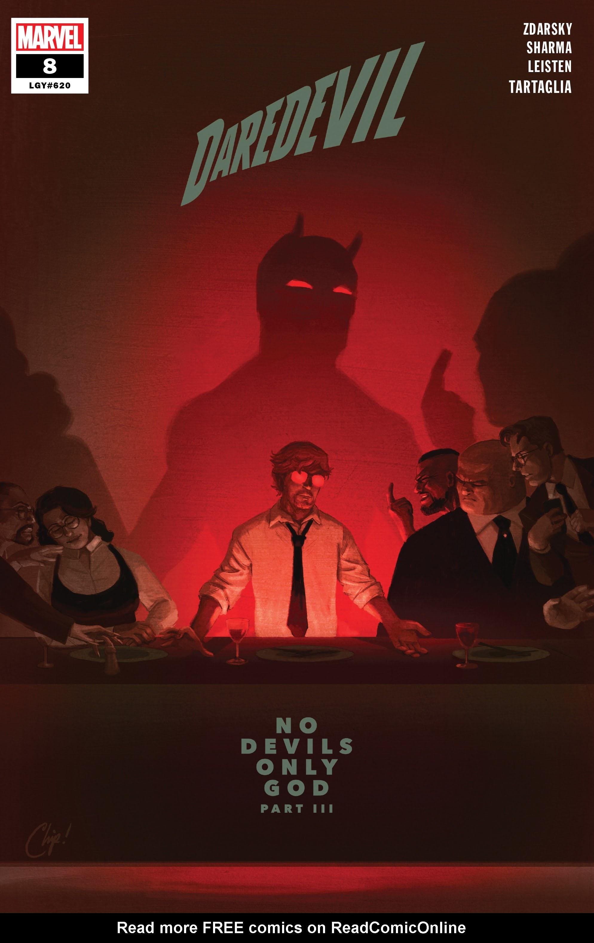 Daredevil (2019) 8 Page 1