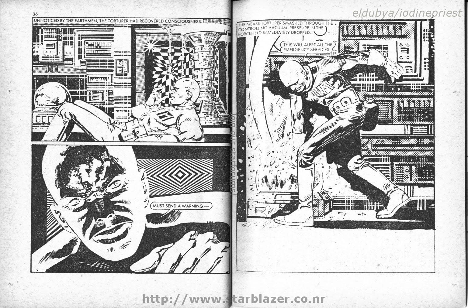 Starblazer issue 50 - Page 20