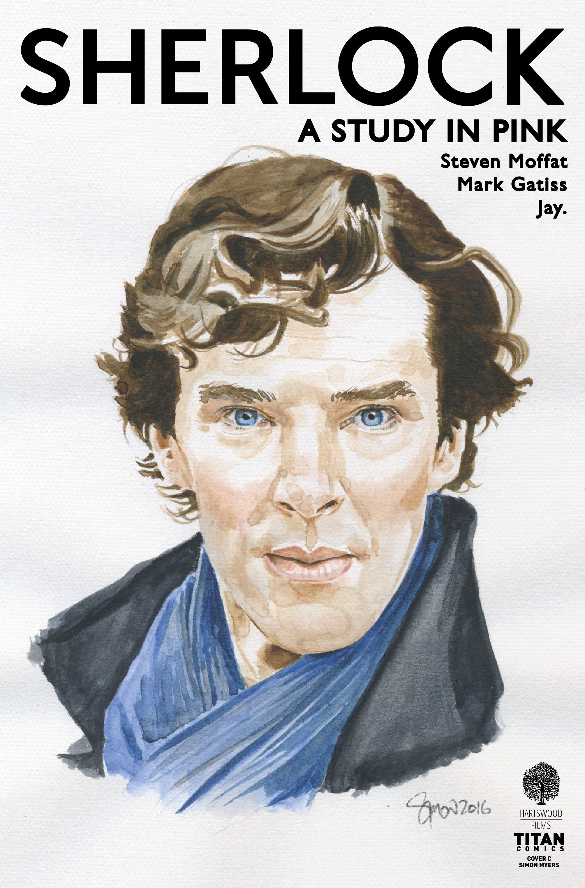 Read online Sherlock: A Study In Pink comic -  Issue #3 - 3