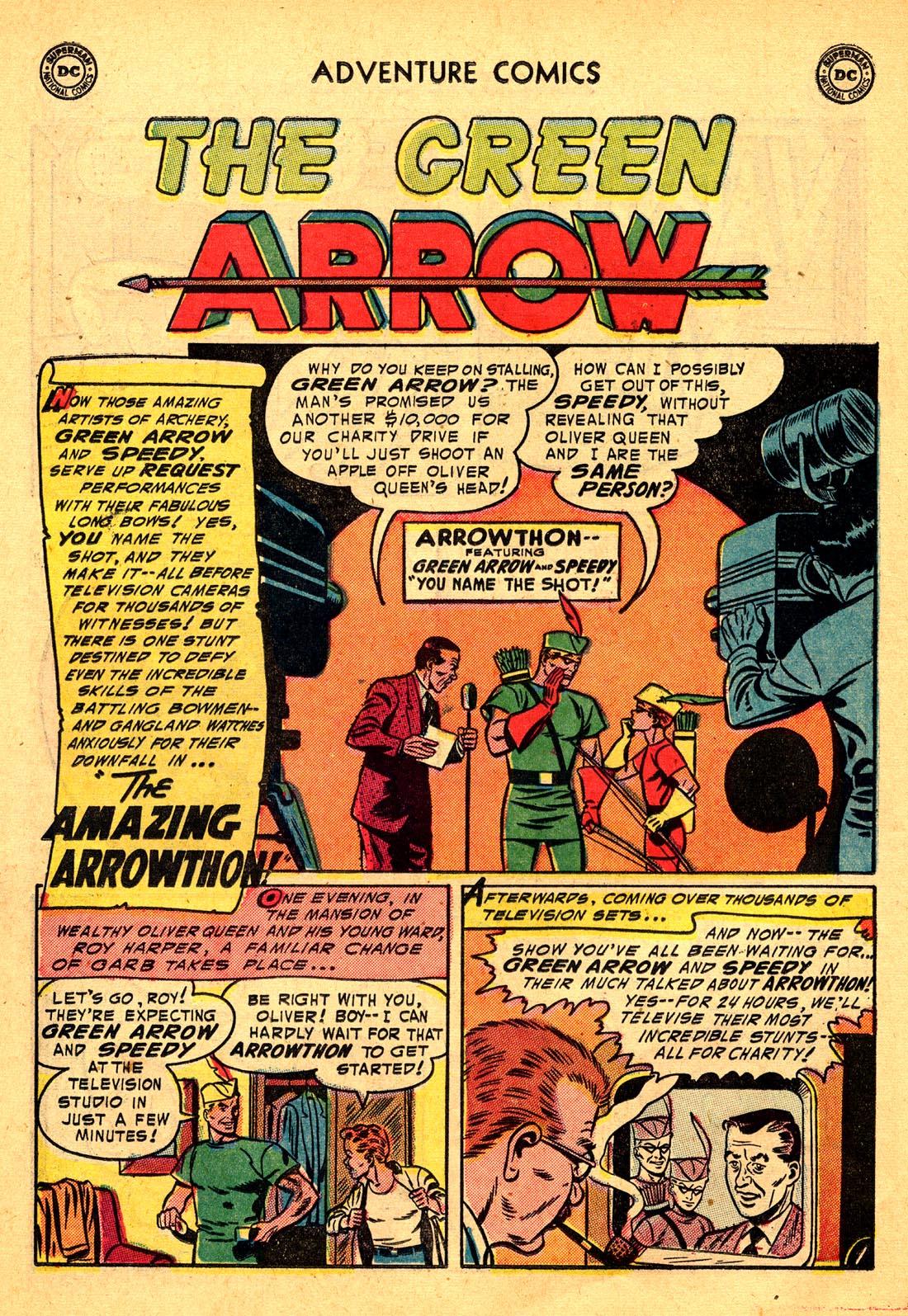 Read online Adventure Comics (1938) comic -  Issue #204 - 34