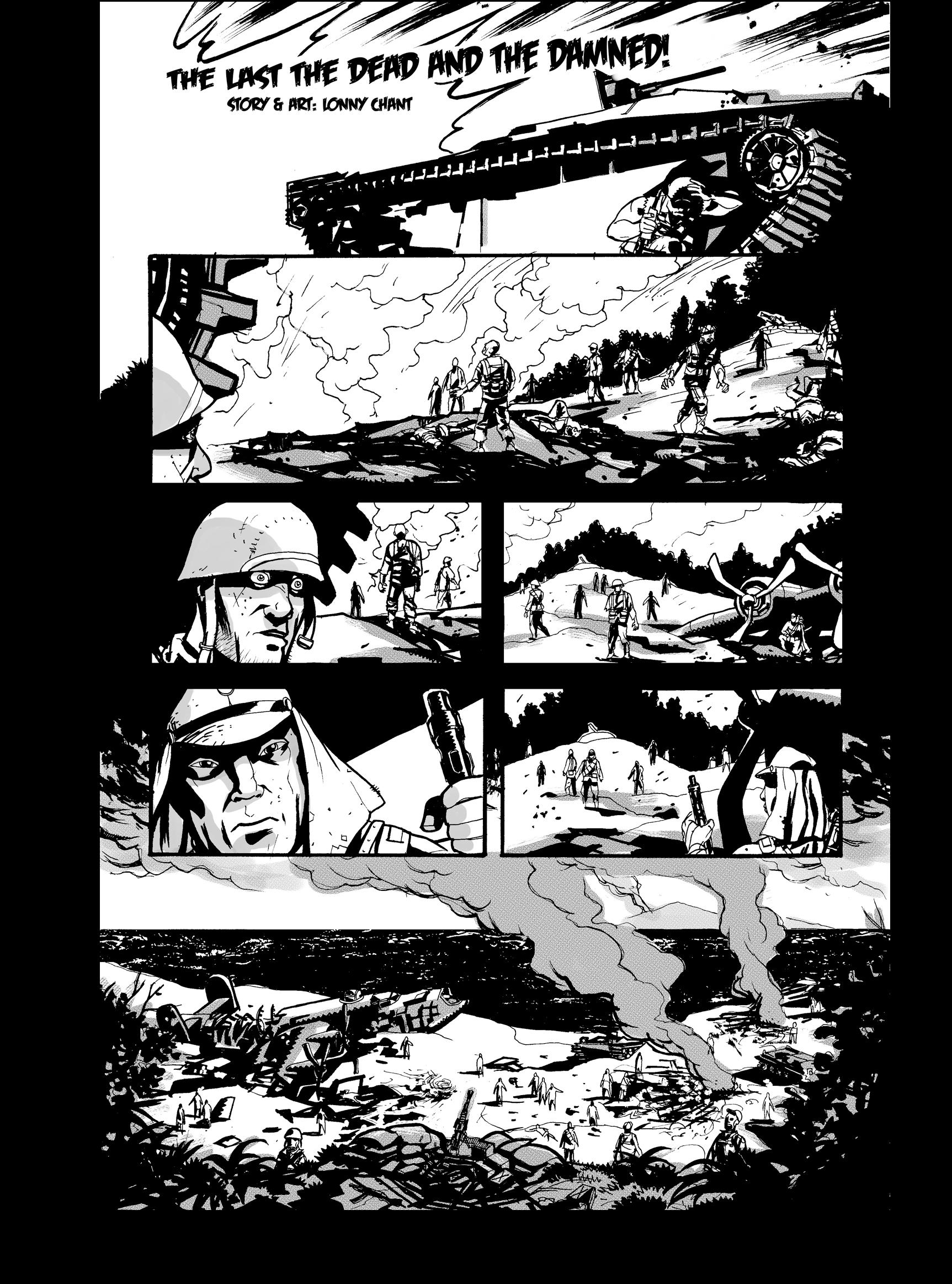 Read online FUBAR comic -  Issue #2 - 112