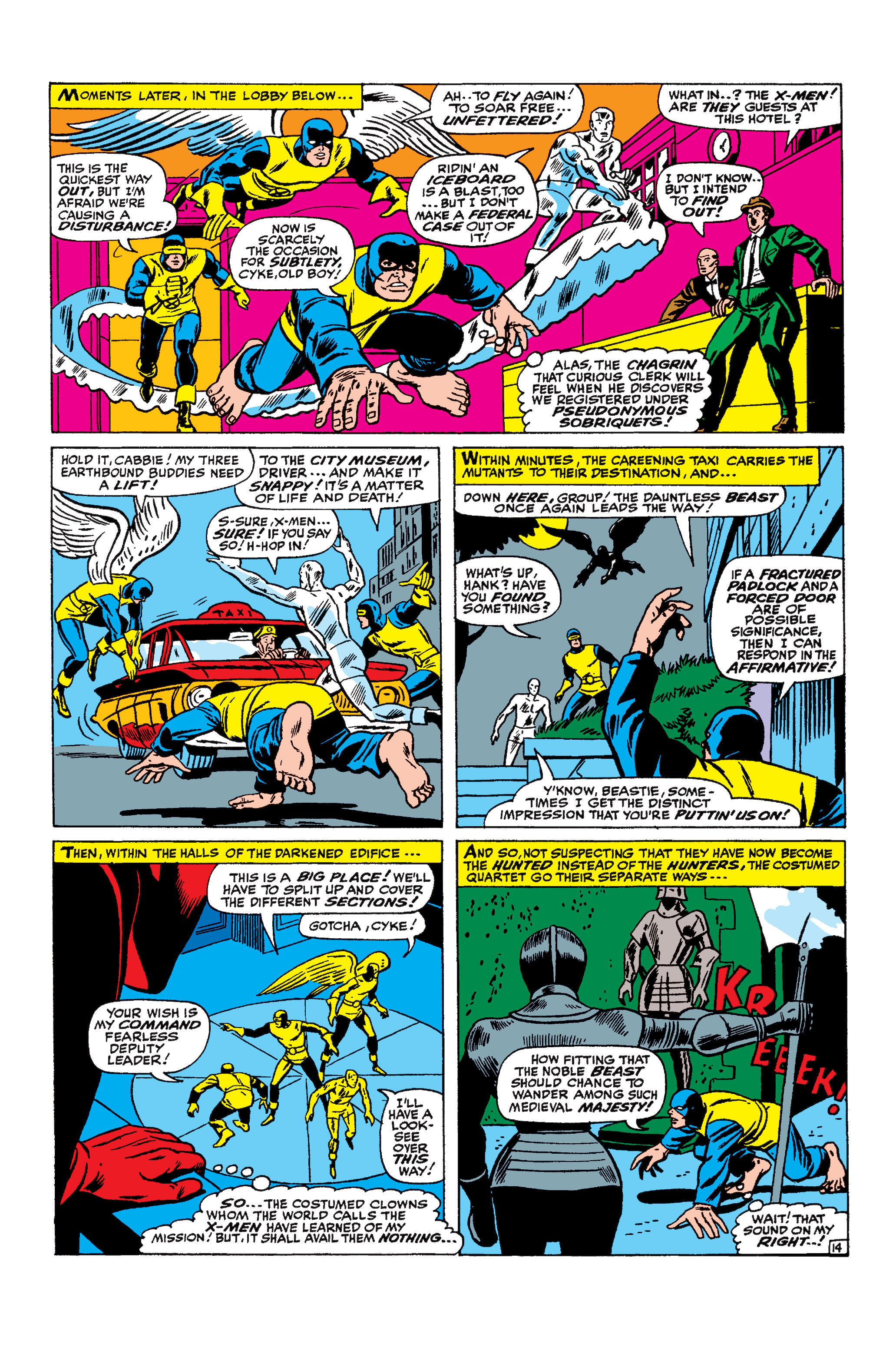 Uncanny X-Men (1963) 25 Page 14
