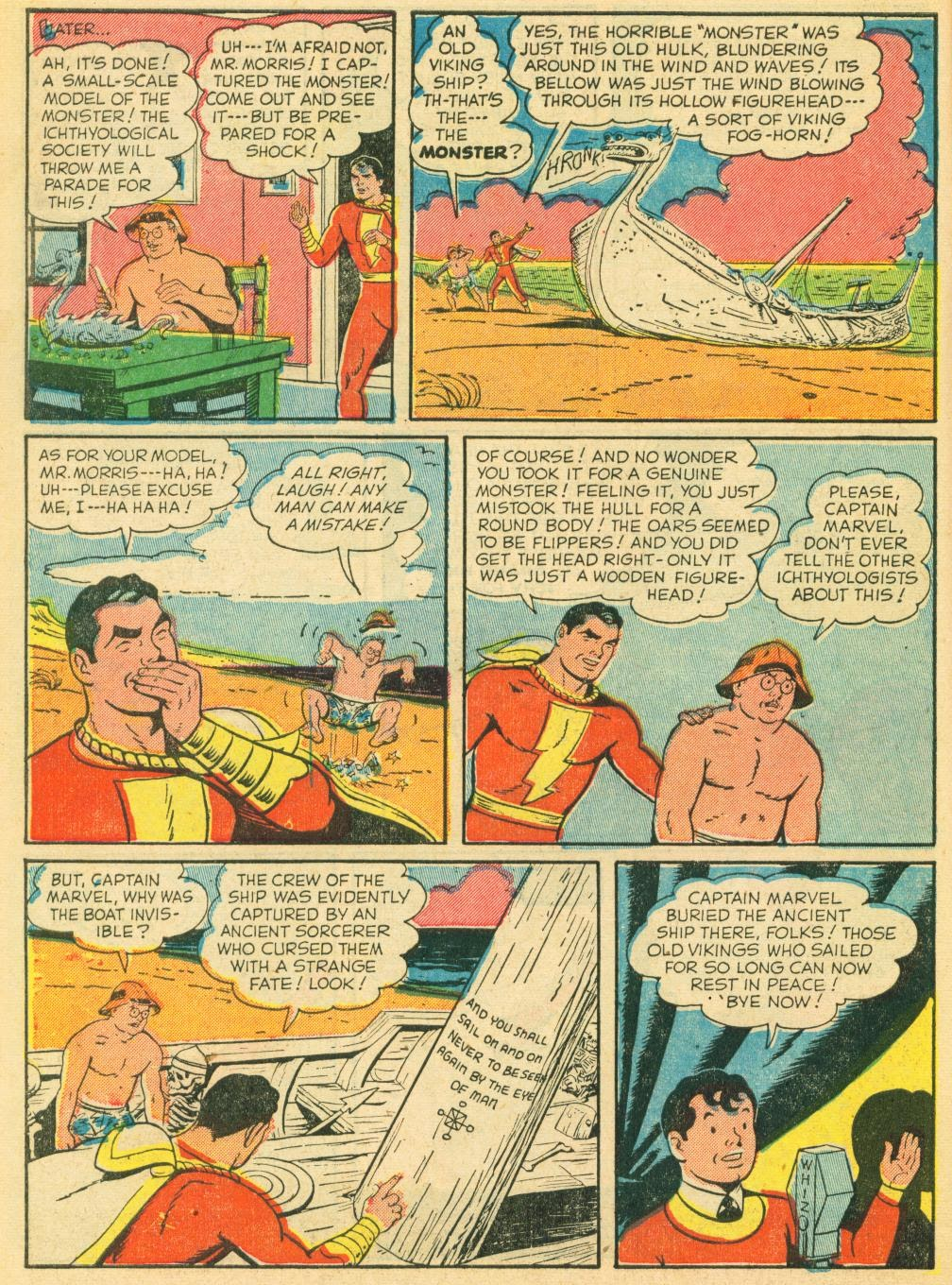 Captain Marvel Adventures issue 130 - Page 34