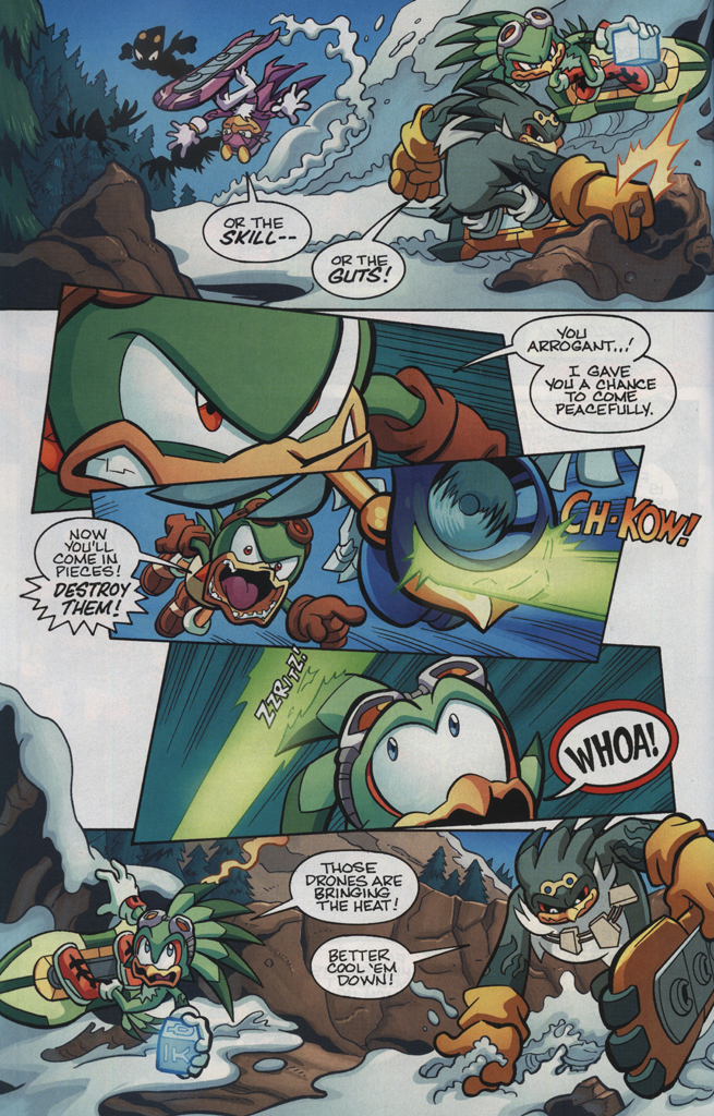 Read online Sonic Universe comic -  Issue #34 - 10