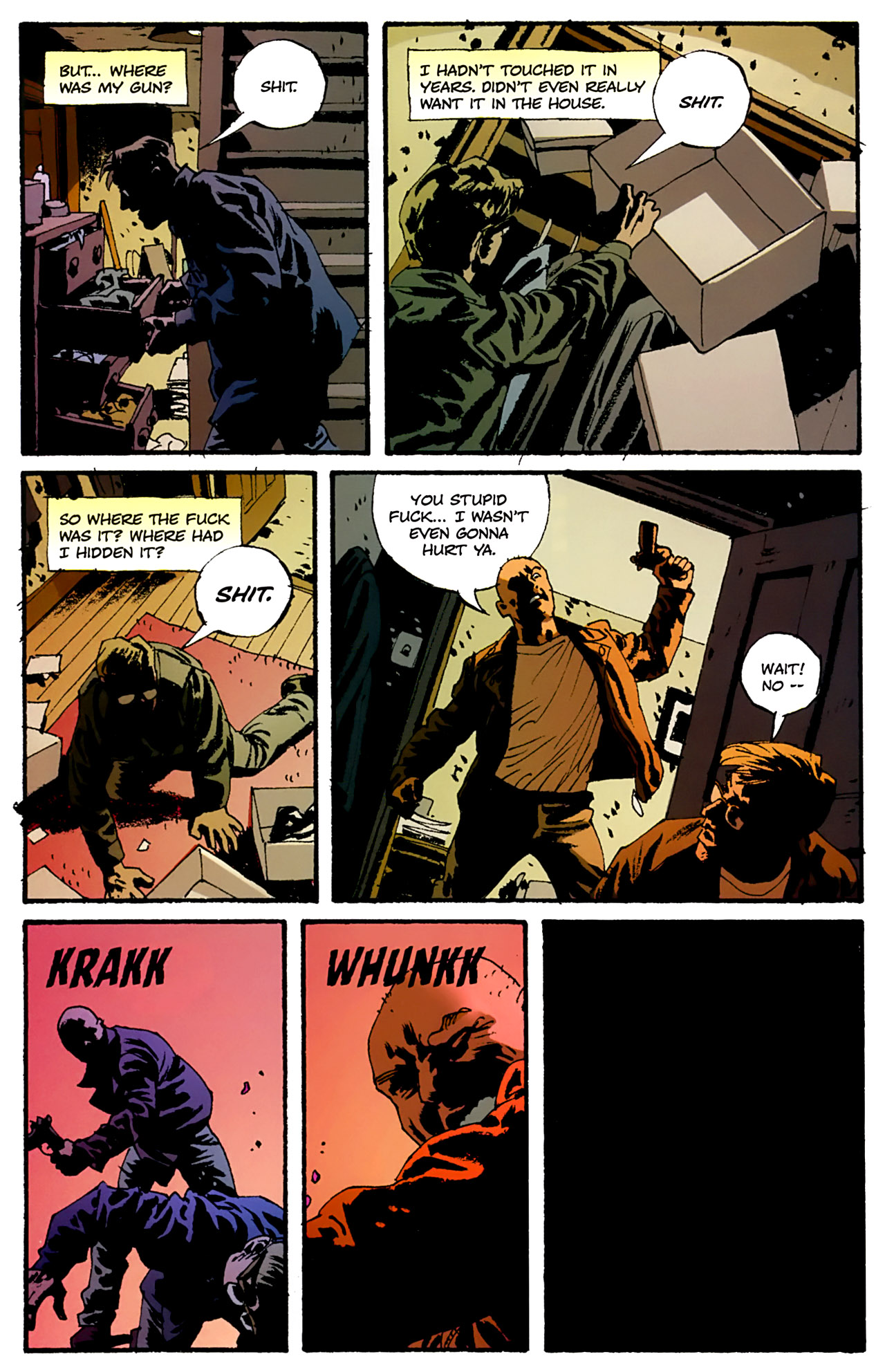 Read online Criminal (2008) comic -  Issue #4 - 26