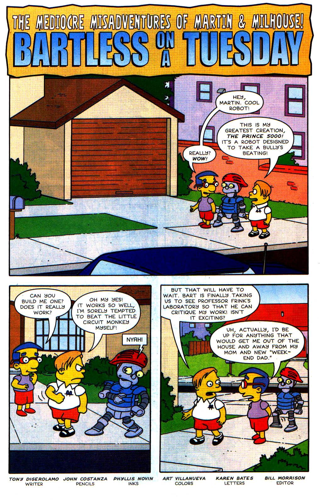 Read online Simpsons Comics Presents Bart Simpson comic -  Issue #19 - 17