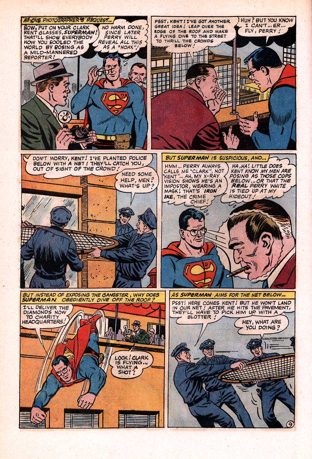 Action Comics (1938) 331 Page 10